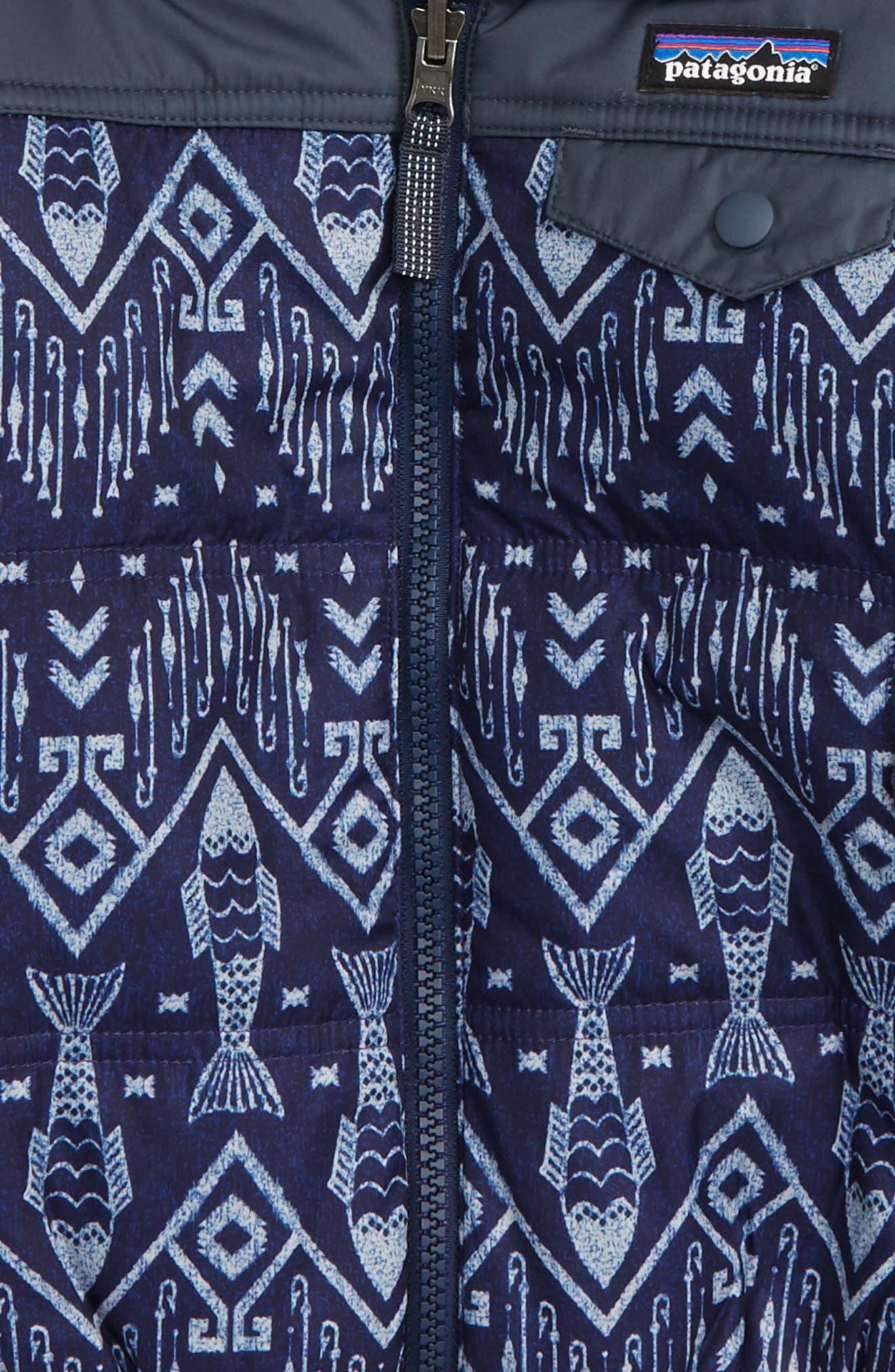 Alternate Image 3  - Patagonia 'Tribbles' Reversible Water Resistant Snow Jacket(Toddler Boys & Little Boys)