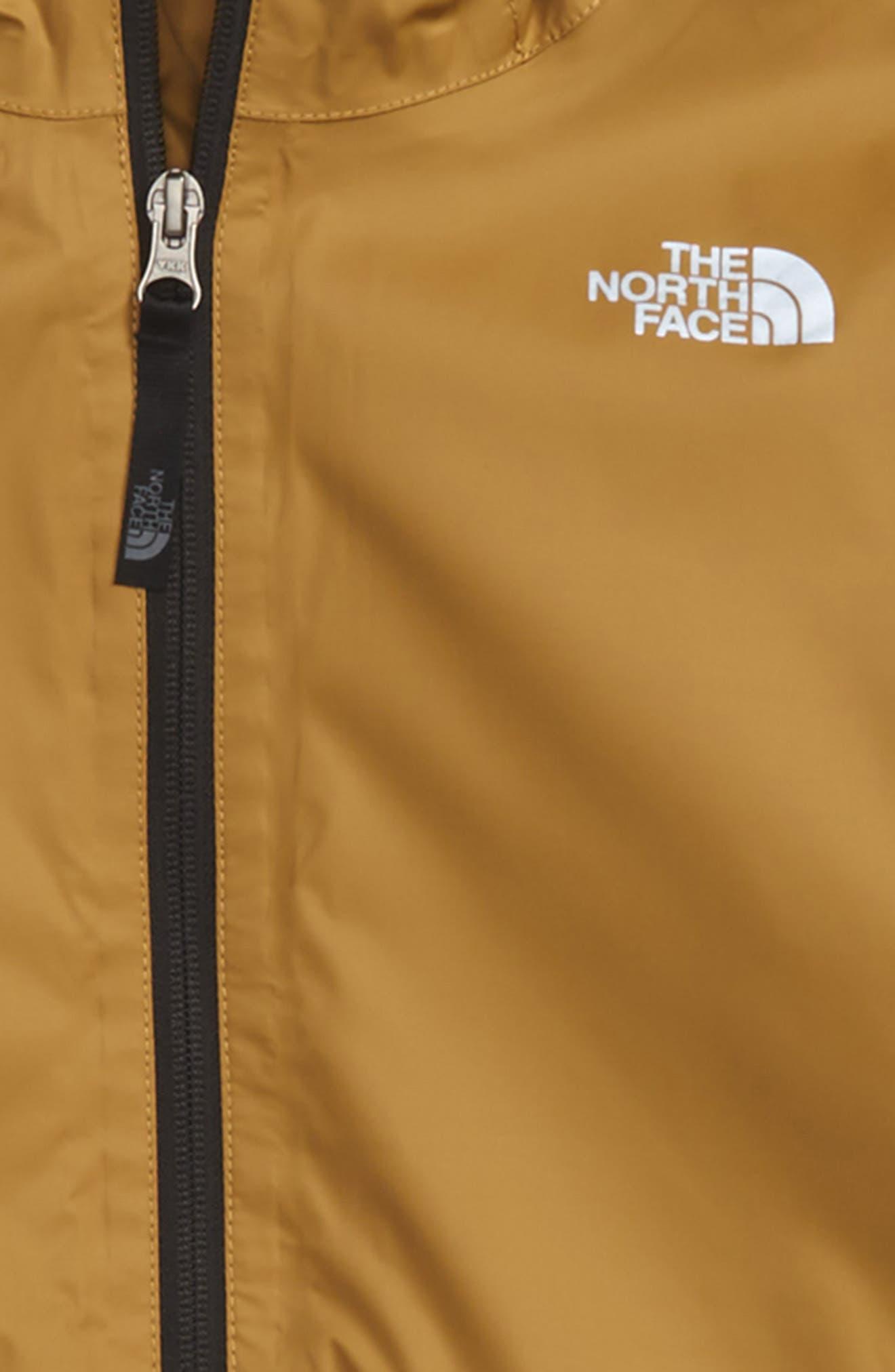Alternate Image 2  - The North Face Warm Storm Hooded Waterproof Jacket (Big Boys)