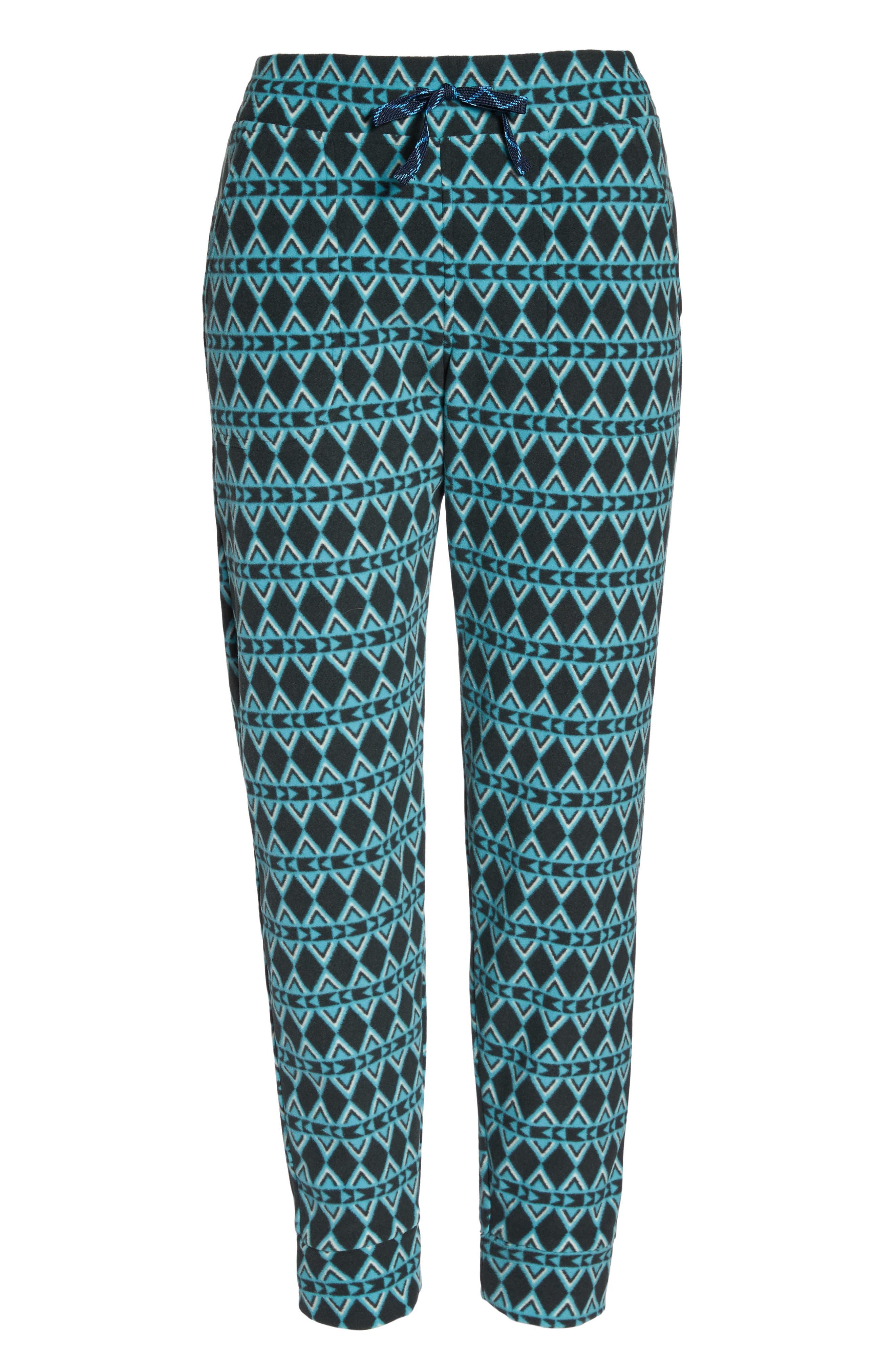 Alternate Image 6  - Patagonia Snap-T Fleece Pants