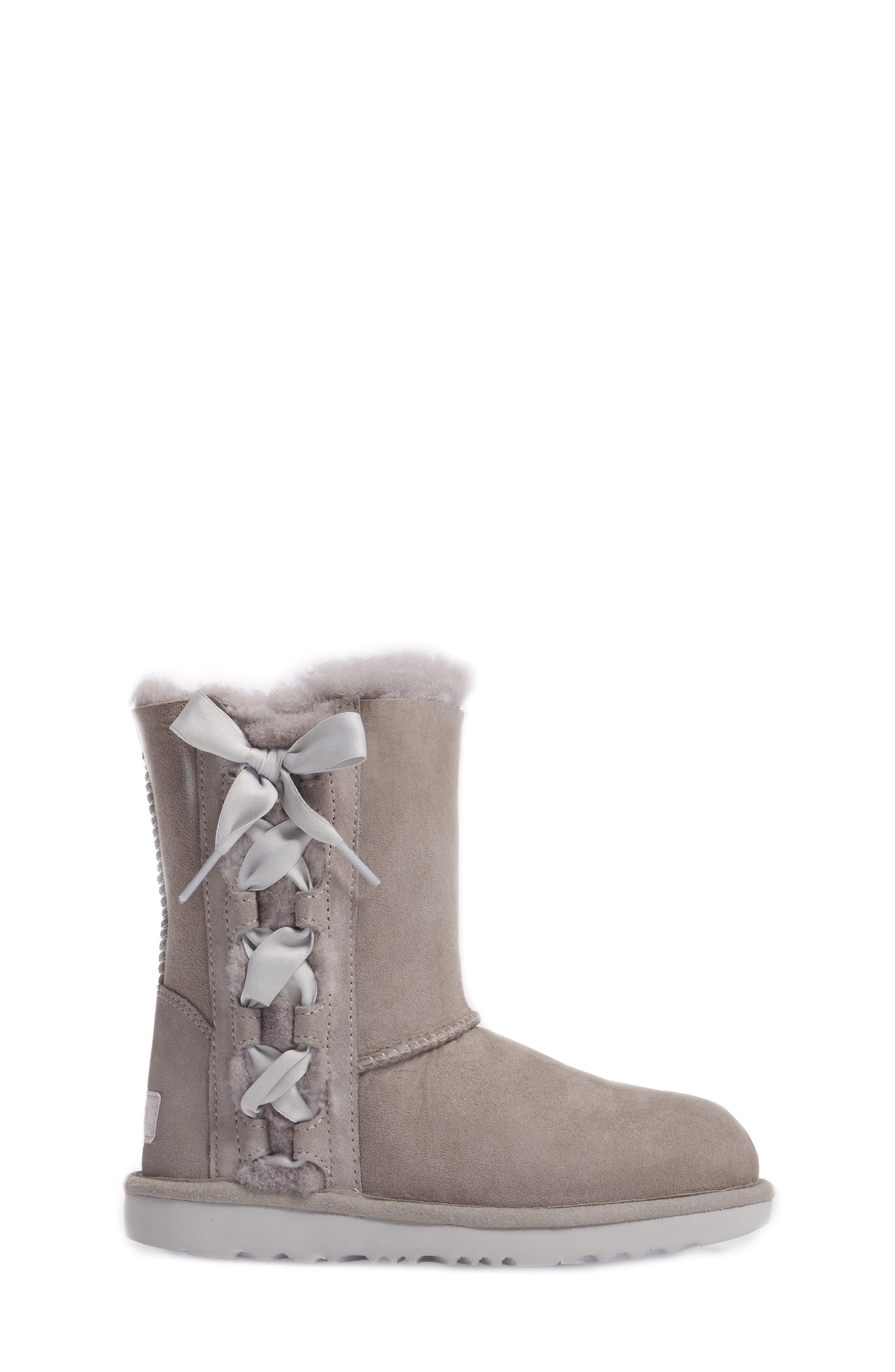 Alternate Image 3  - UGG® Pala Water-Resistant Genuine Shearling Boot (Walker, Toddler, Little Kid & Big Kid)