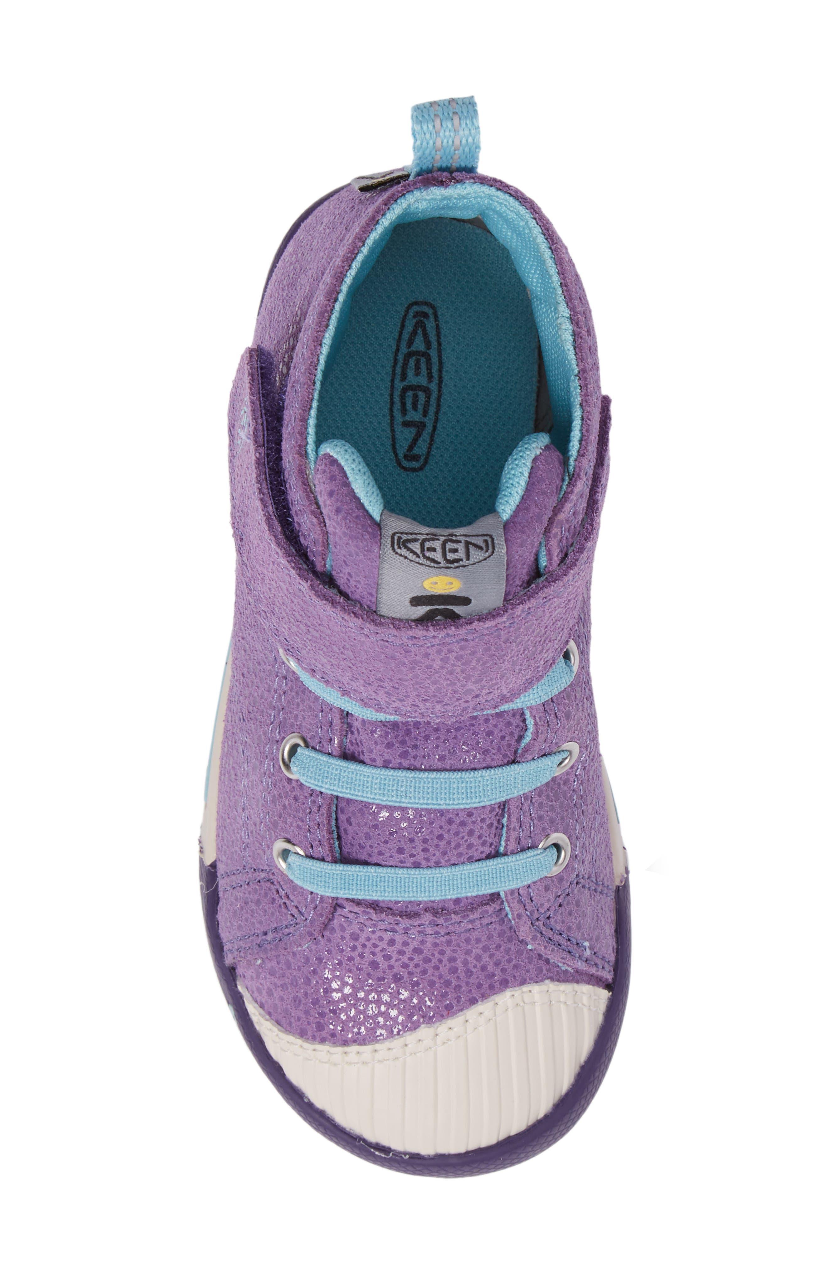 Alternate Image 5  - Keen 'Encanto Scout' High Top Sneaker (Baby, Walker, Toddler & Little Kid)