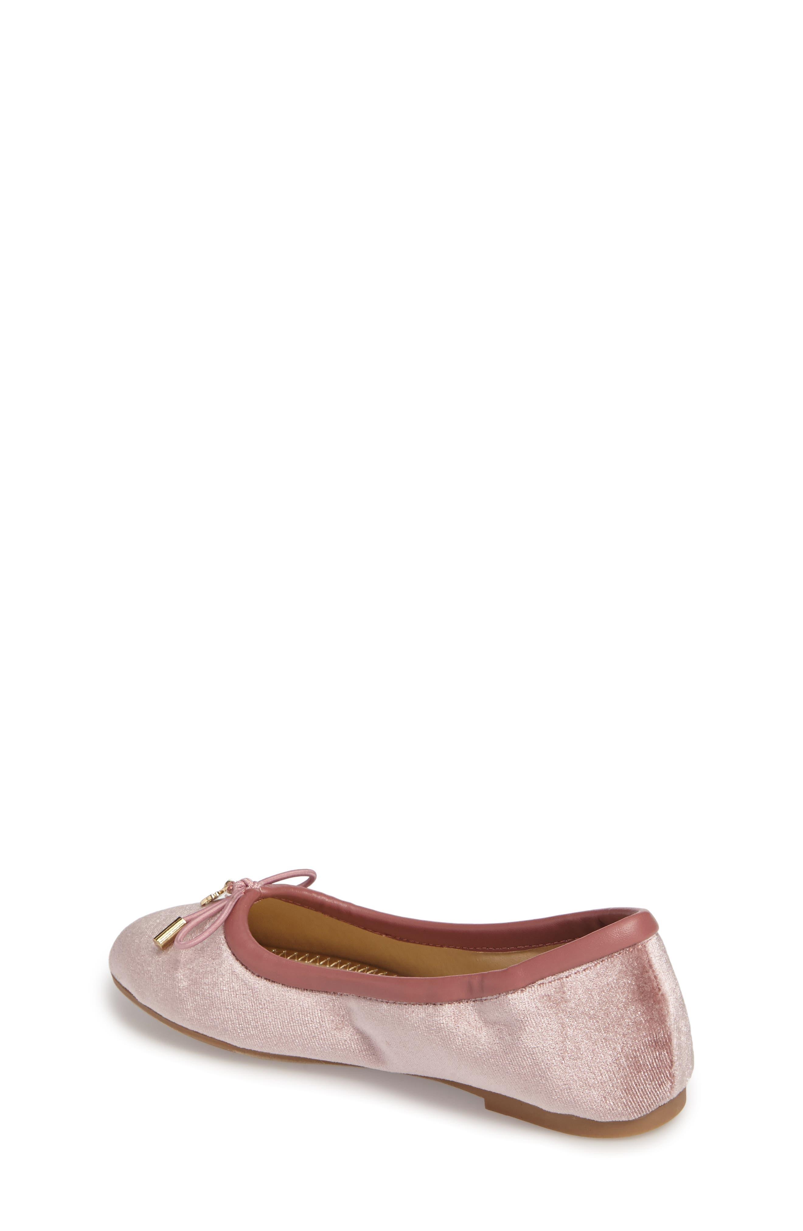 Alternate Image 2  - Sam Edelman 'Felicia' Ballet Flat (Toddler, Little Kid & Big Kid)