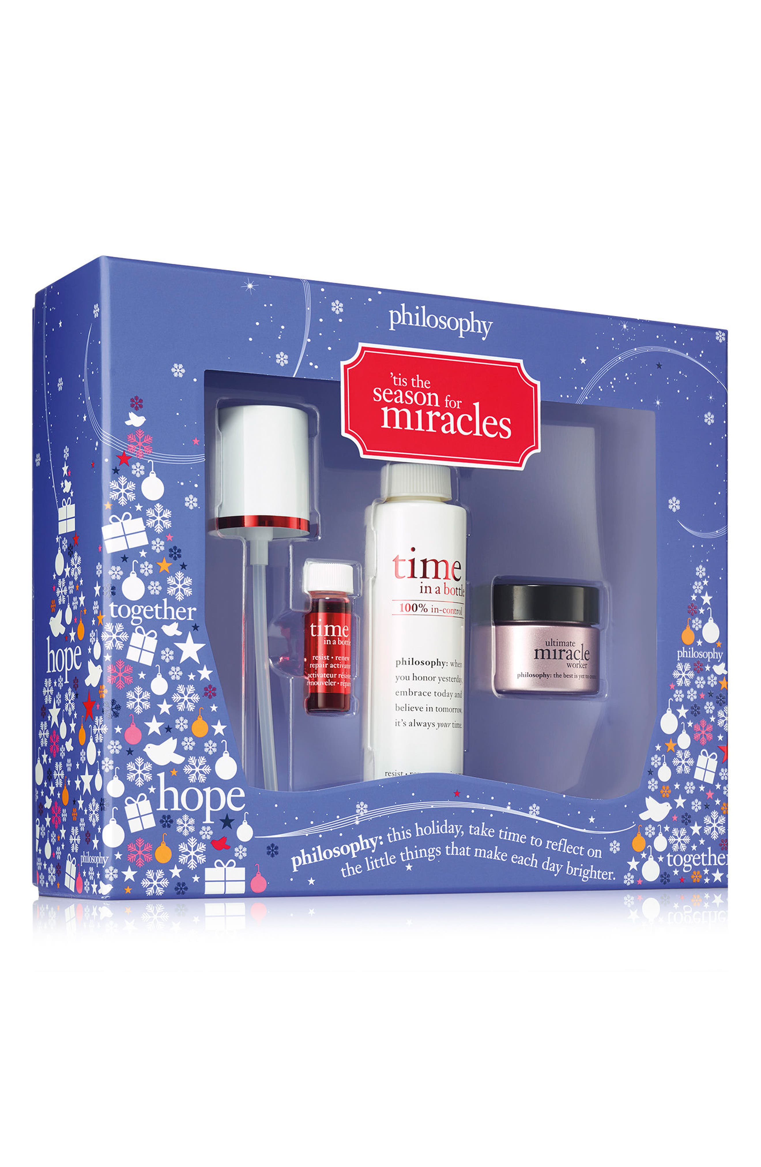 philosophy transformation express set (Limited Edition) ($104 Value)