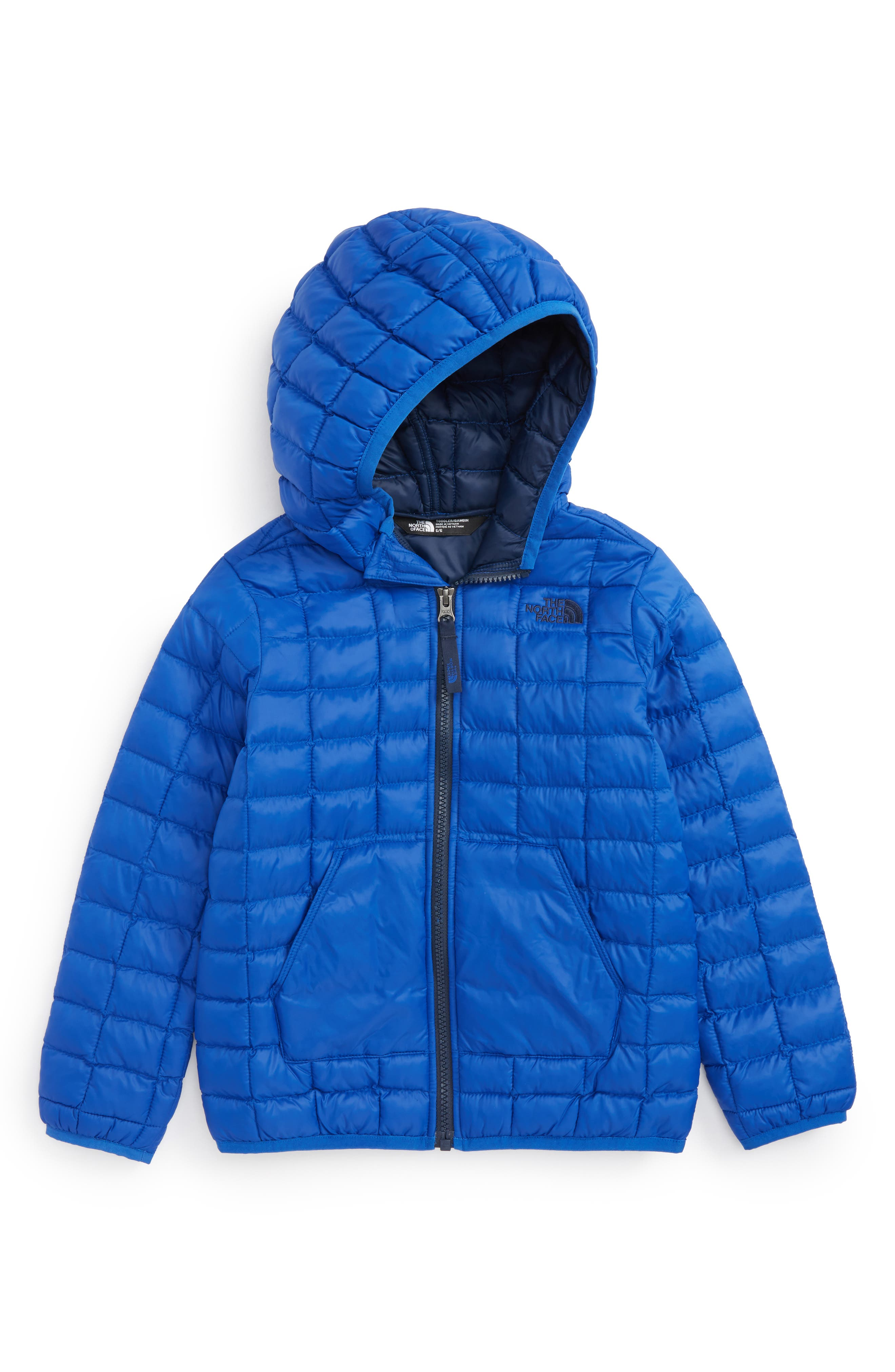 The North Face ThermoBall™ PrimaLoft® Hoodie Jacket (Toddler Boys & Little Boys)
