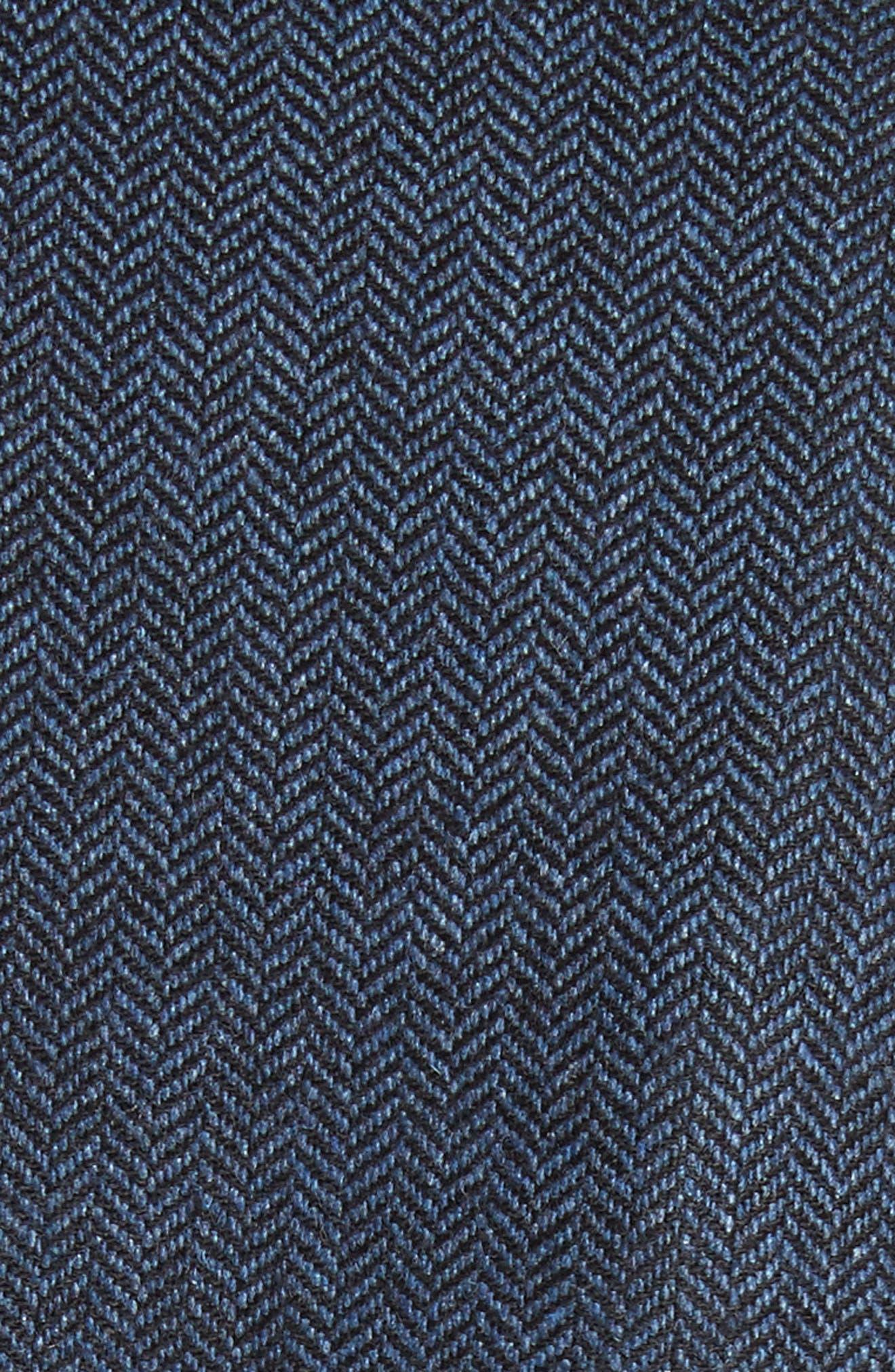 Hudson Jacket,                             Alternate thumbnail 5, color,                             Blue