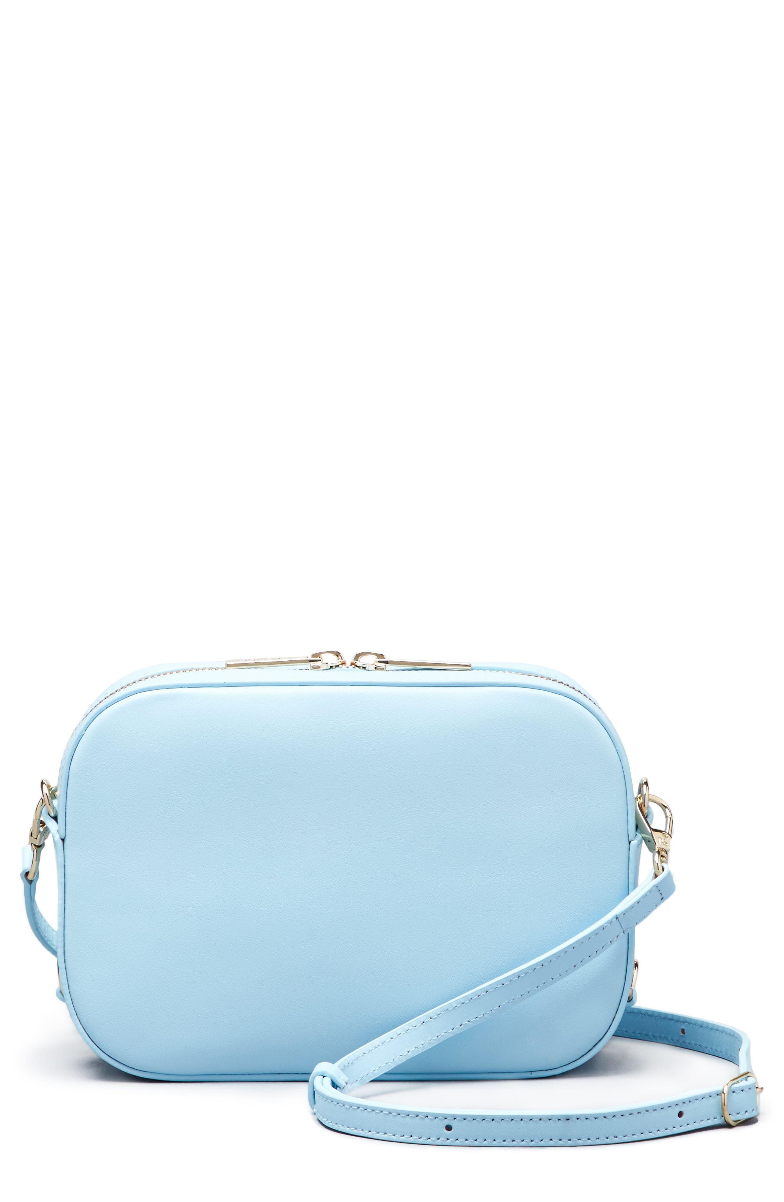 Pop & Suki Bigger Leather Camera Bag (Nordstrom Exclusive)