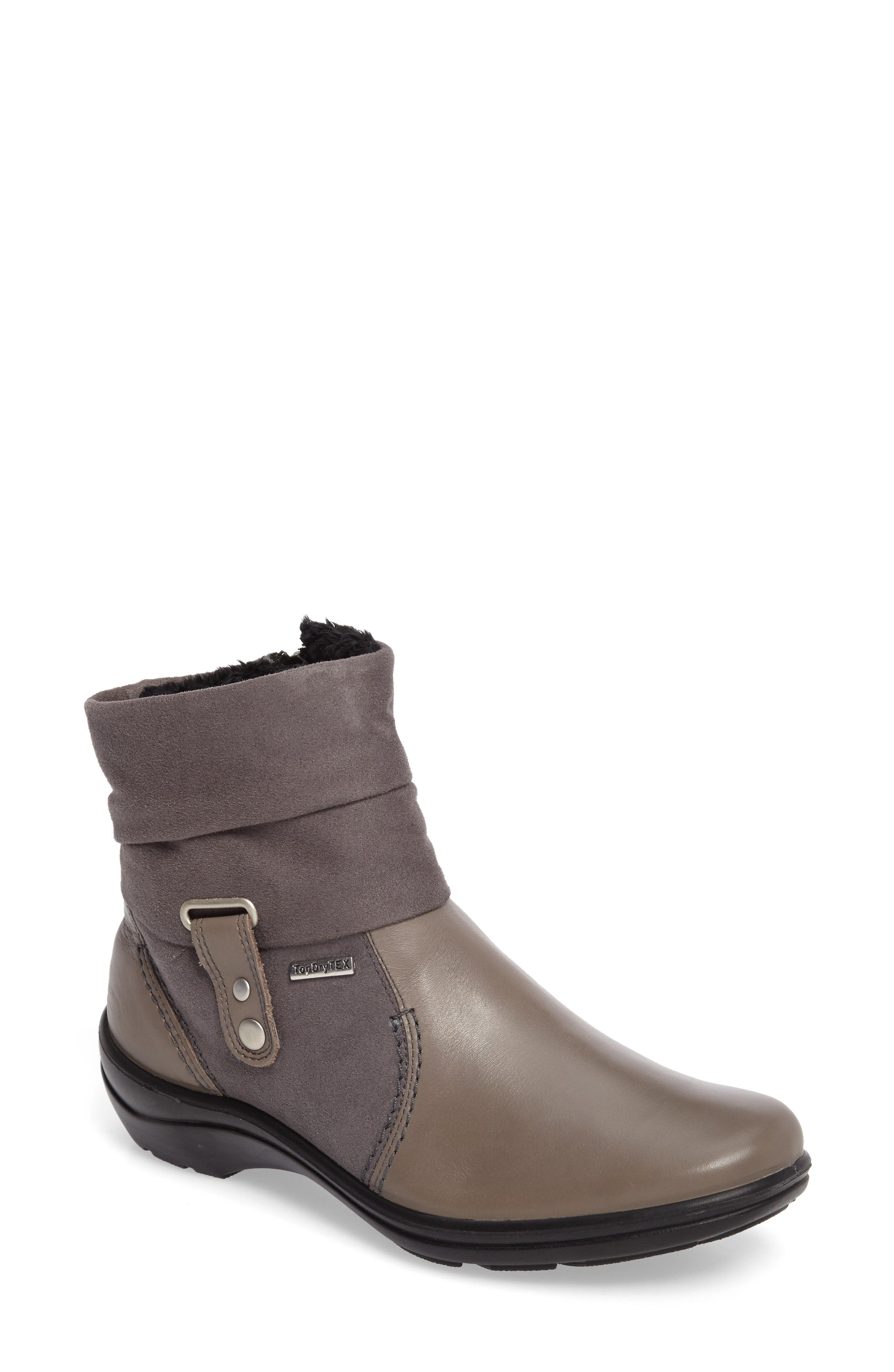 'Cassie 12' Boot,                             Main thumbnail 1, color,                             Grey Leather