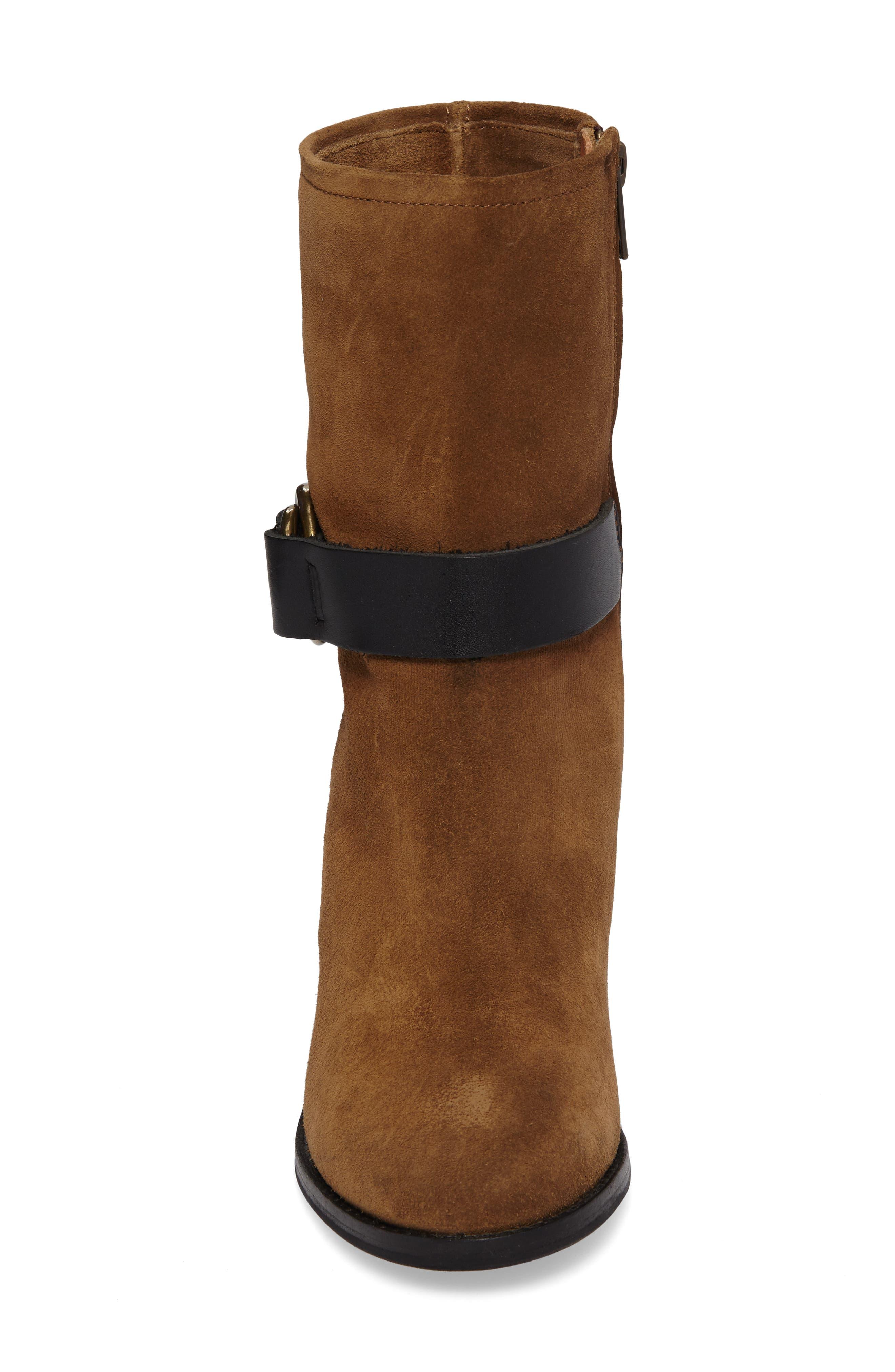 Alternate Image 4  - Frye Addie Harness Boot (Women)