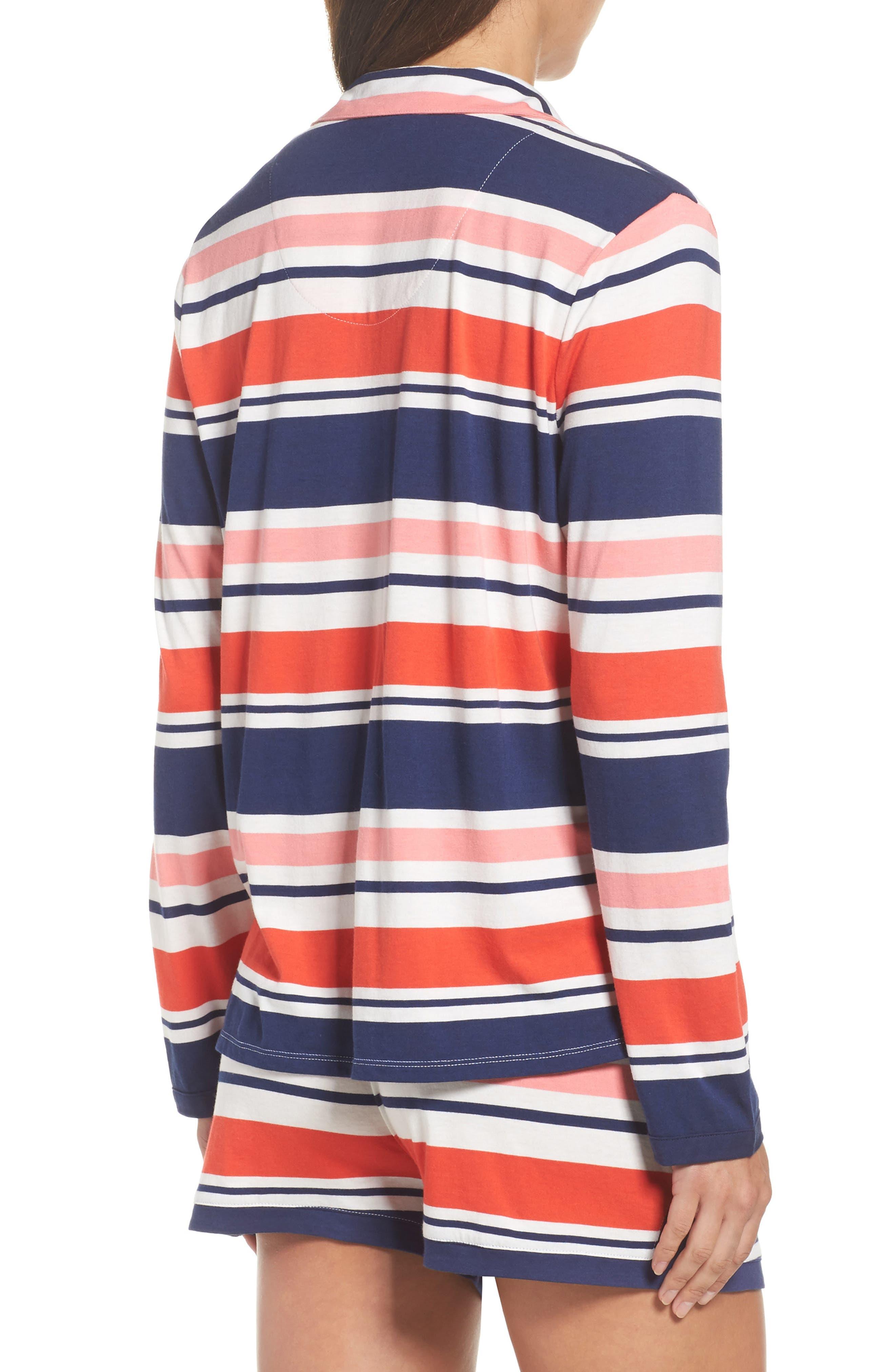 Alternate Image 2  - kate spade new york short pajamas