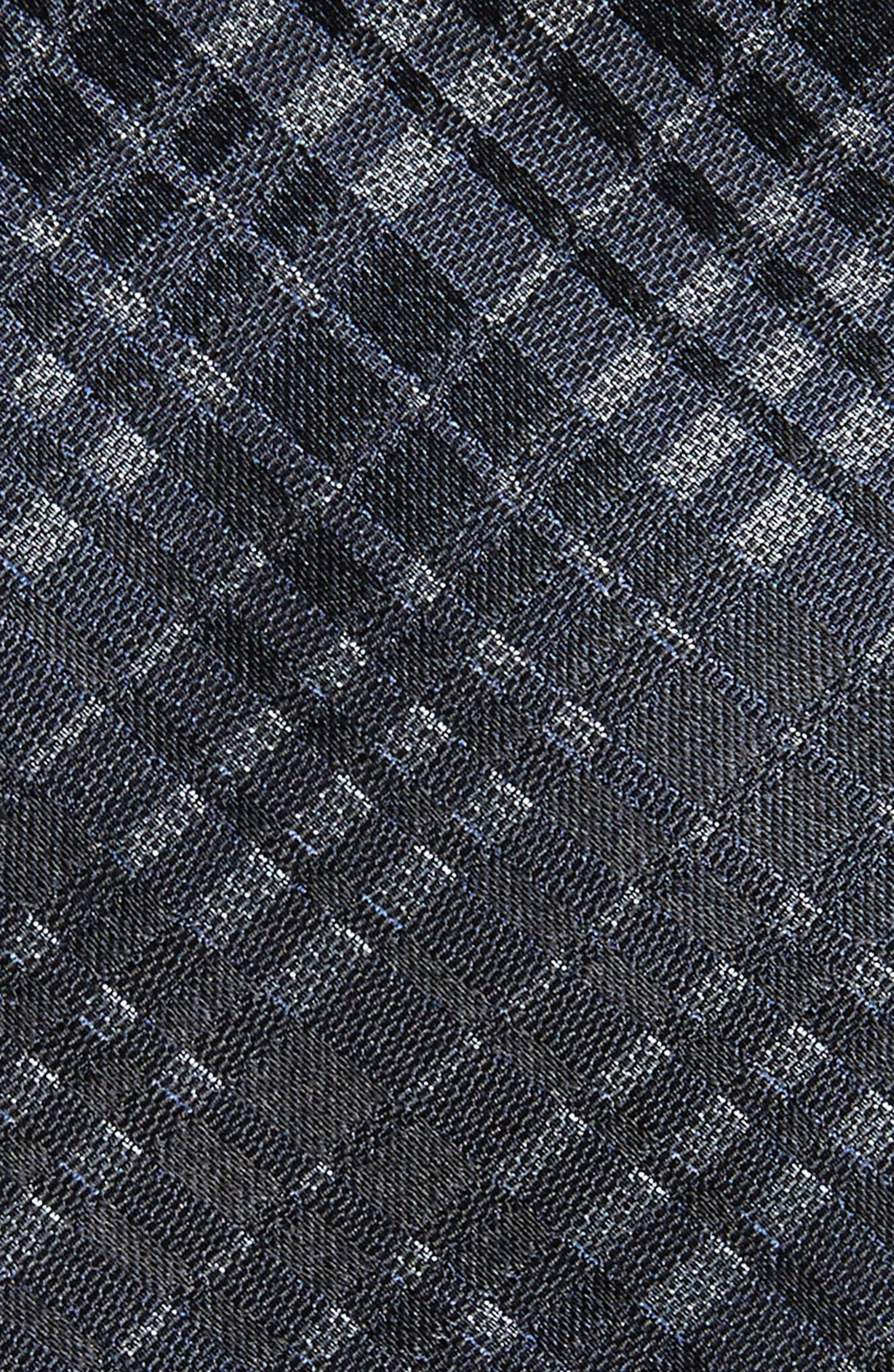 Alternate Image 2  - John Varvatos Star USA Plaid Silk Tie