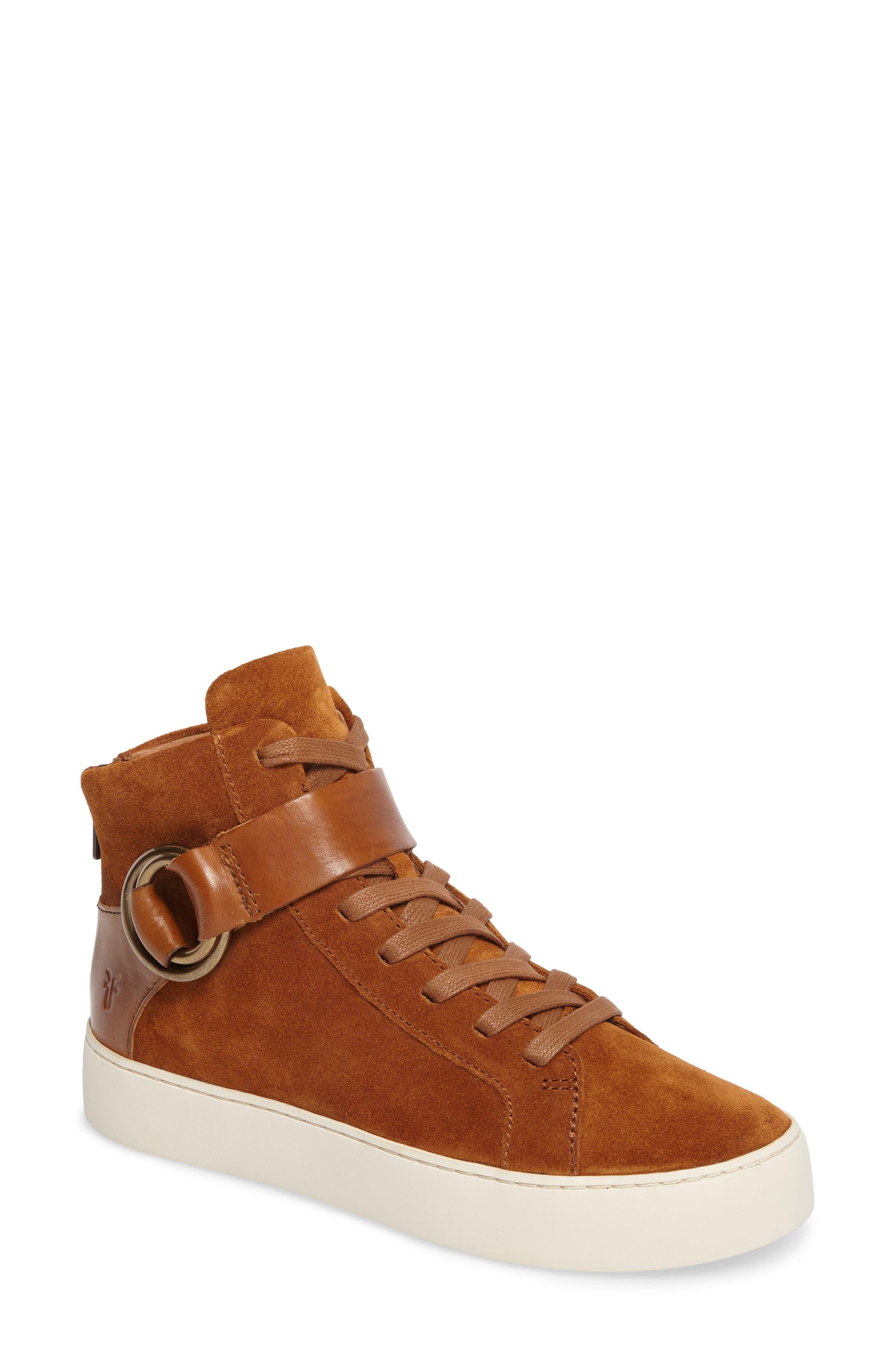 Alternate Image 1 Selected - Frye Lena Harness Sneaker (Women)