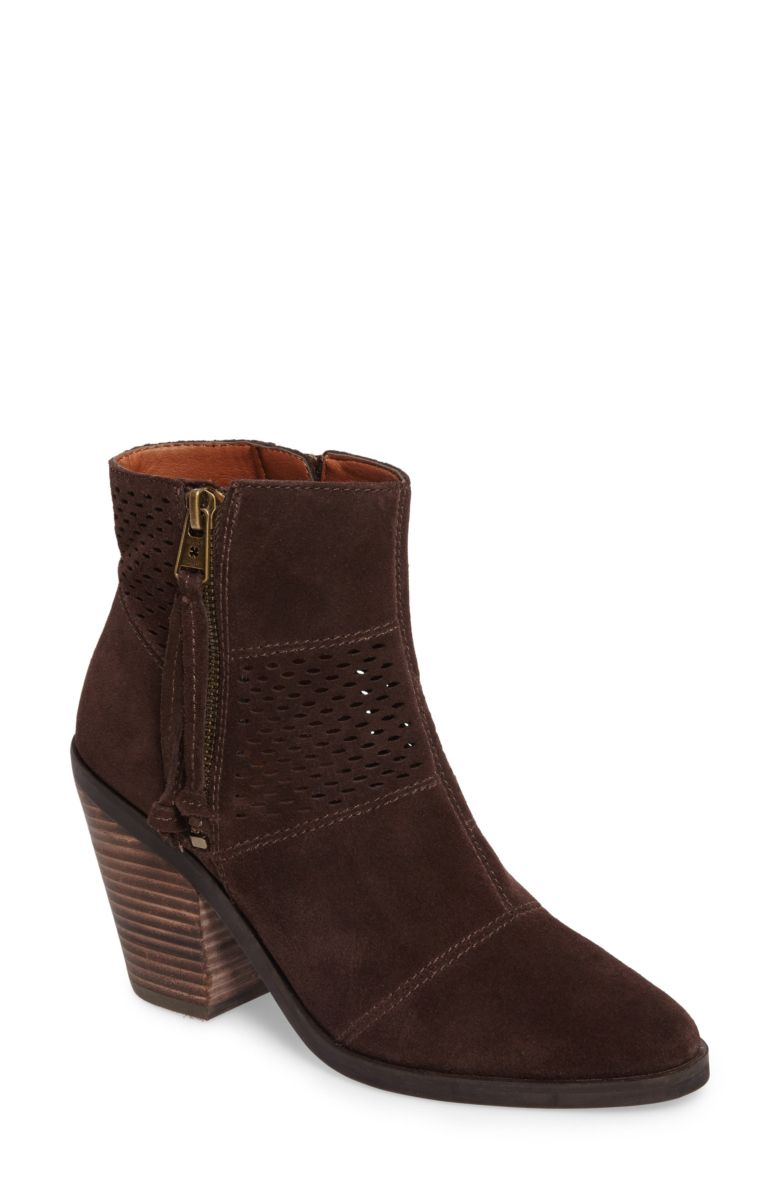 Main Image - Lucky Brand Ramses Bootie (Women)