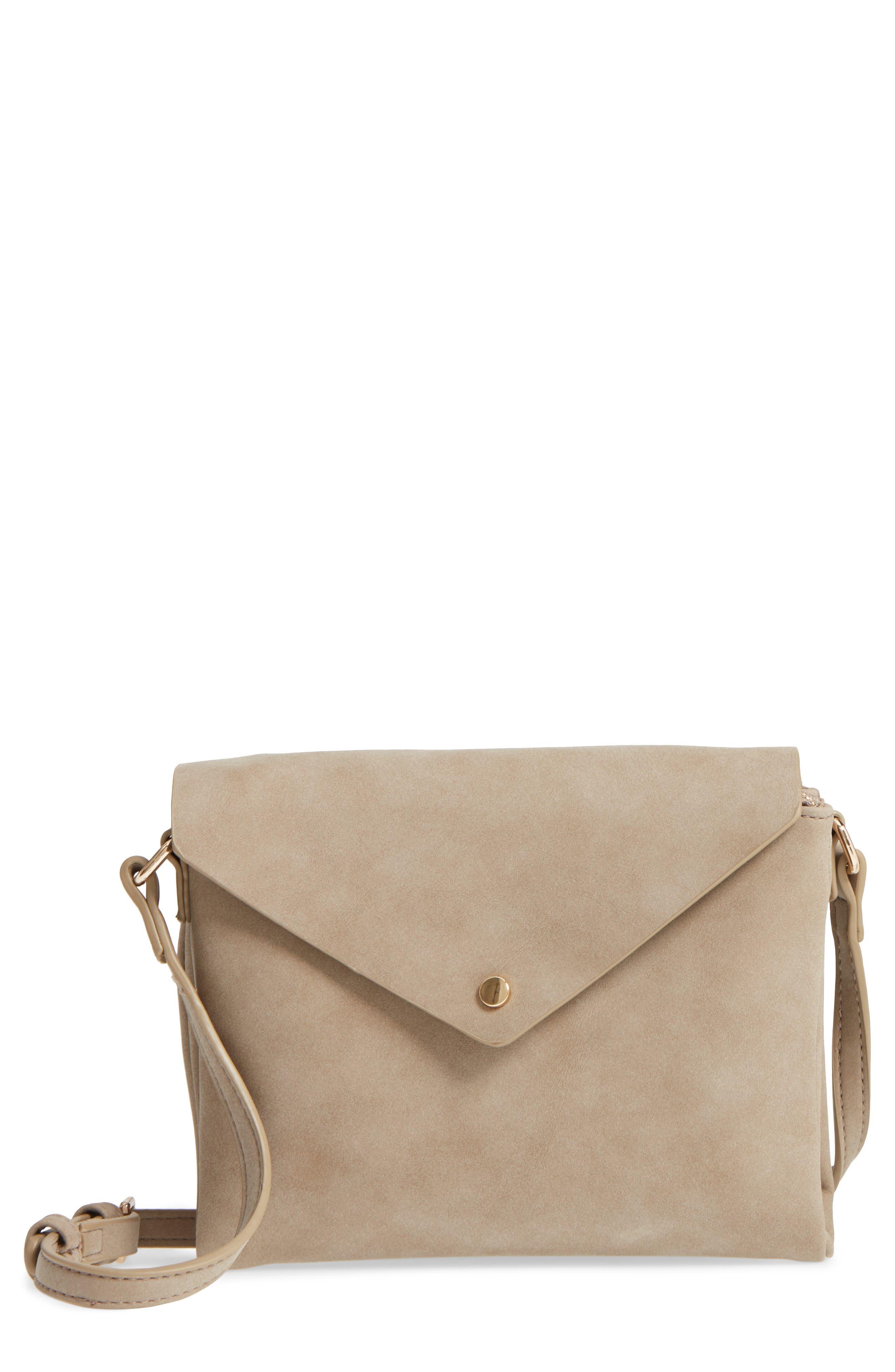 Street Level Envelope Crossbody Bag