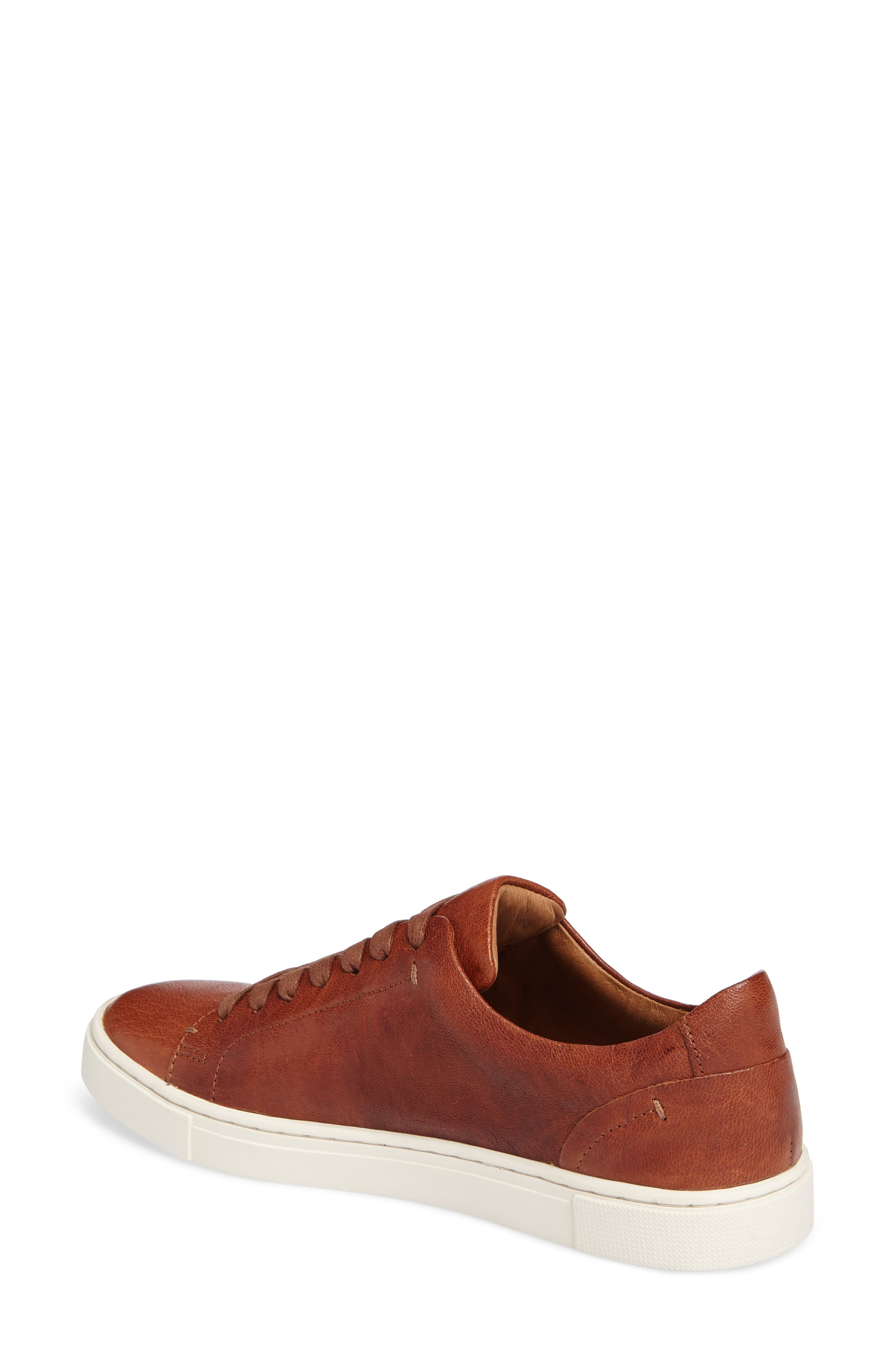 Ivy Sneaker,                             Alternate thumbnail 2, color,                             Cognac
