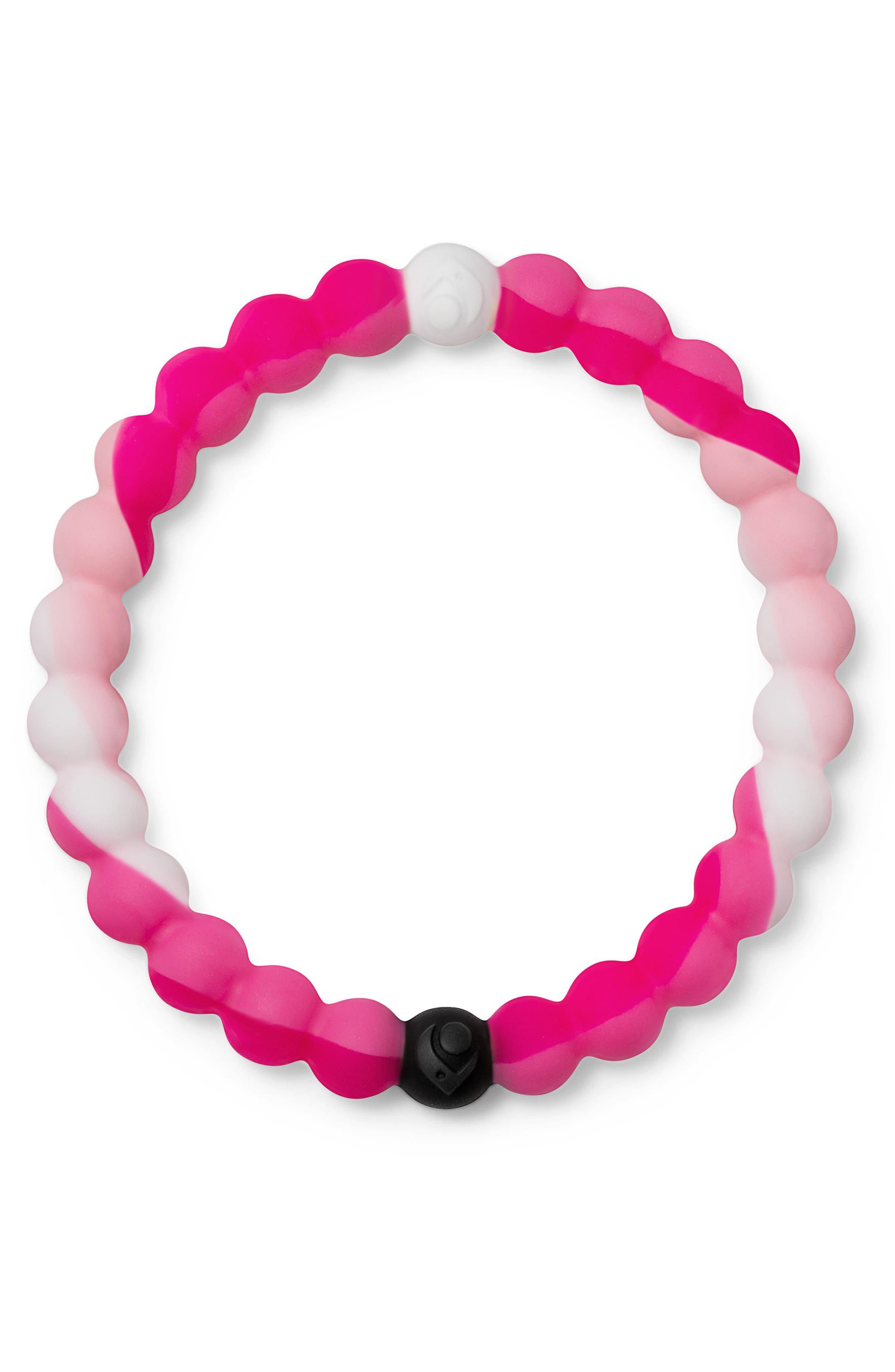 Lokai Limited Edition Pink Bracelet