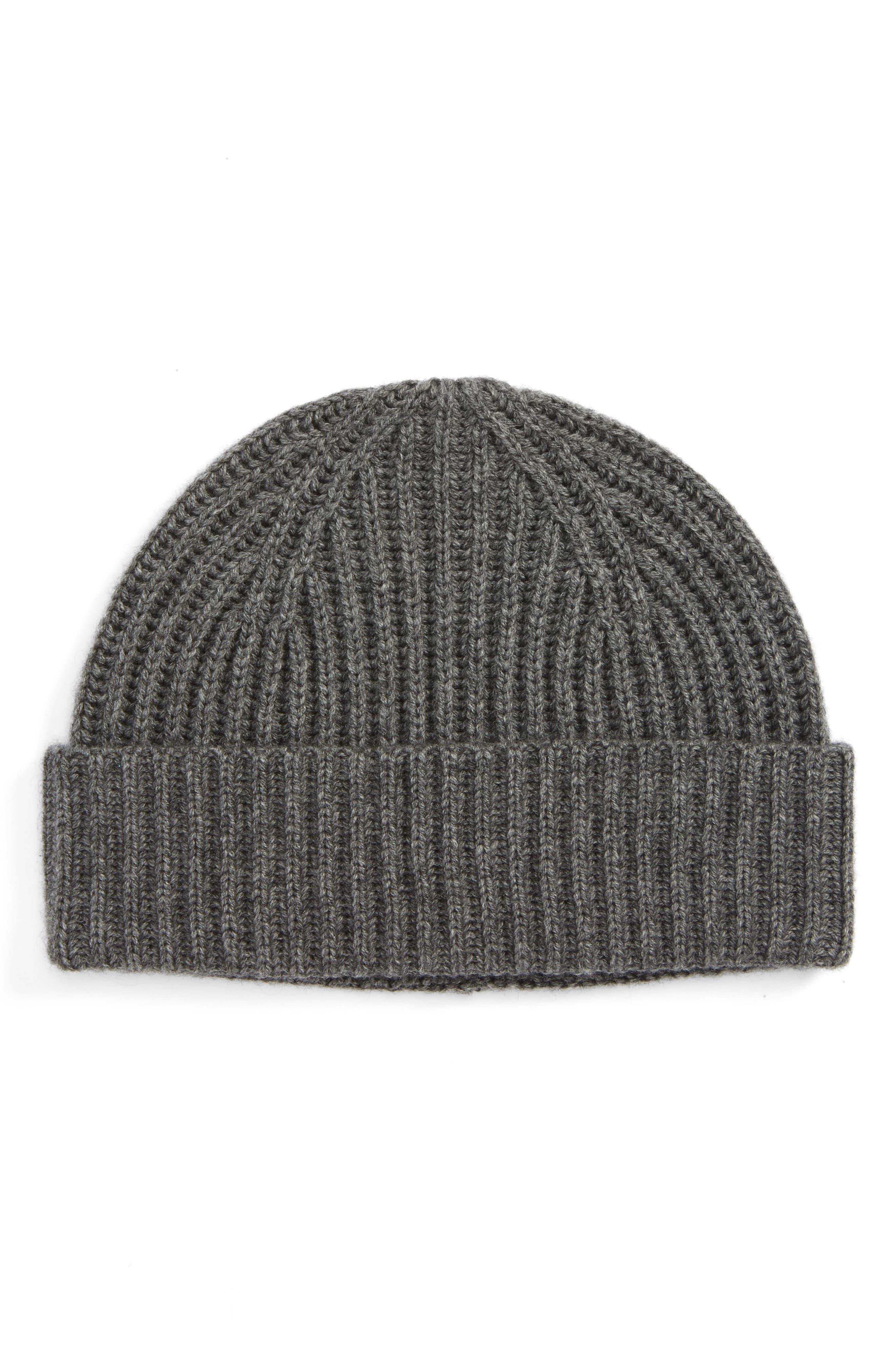 Nordstrom Men's Shop Wool & Cashmere Beanie
