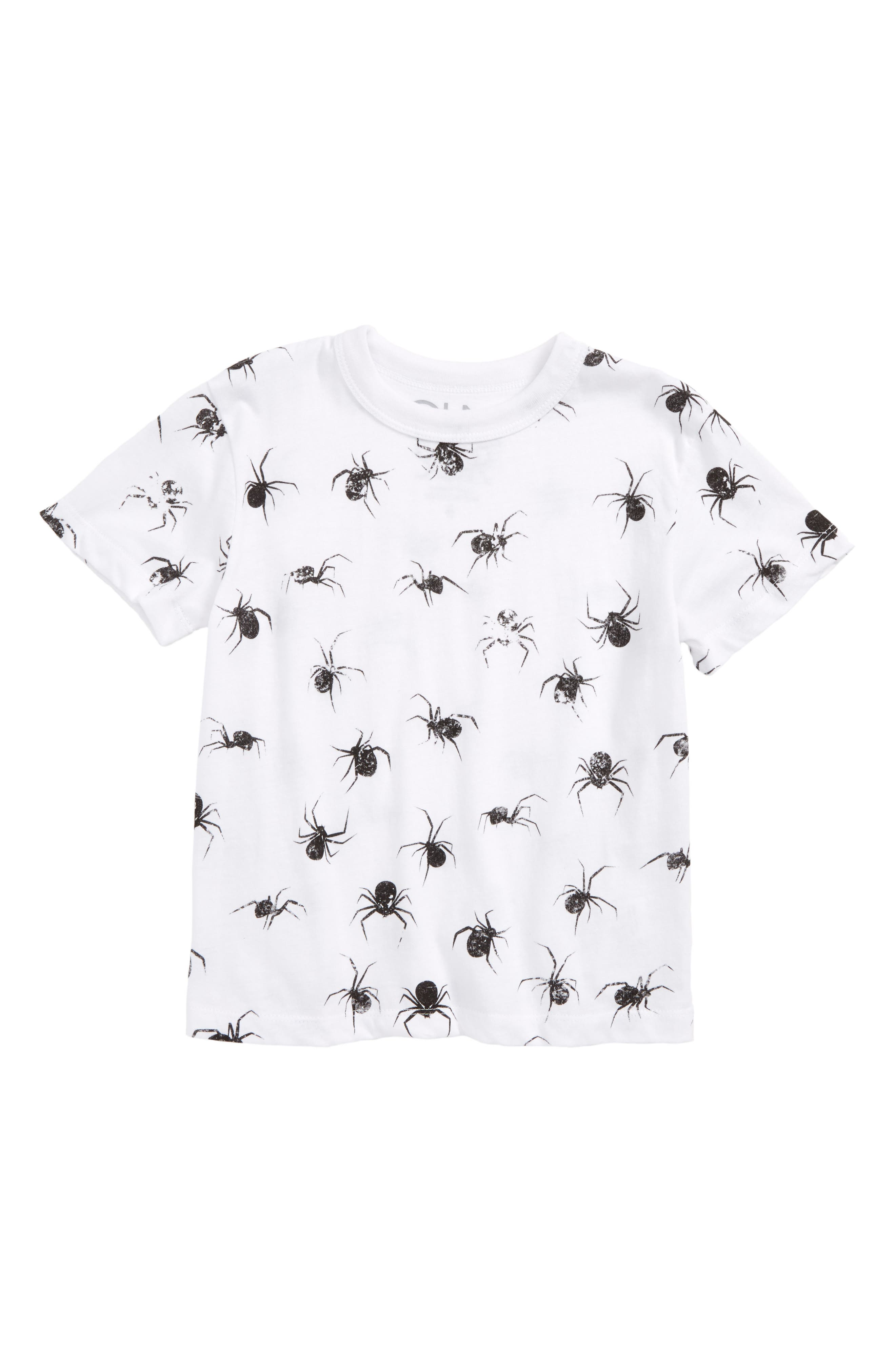 Chaser Spider Attack Graphic T-Shirt (Toddler Boys, Little Boys & Big Boys)