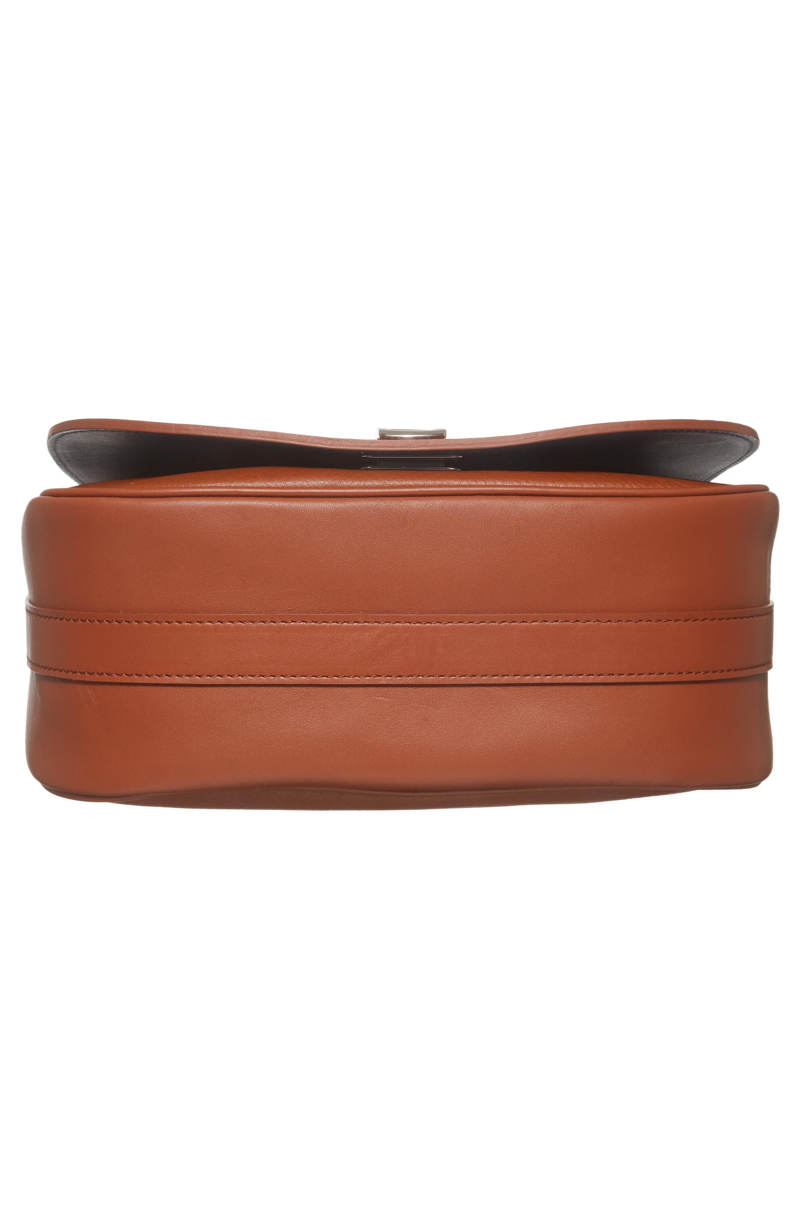 Alternate Image 6  - Shinola Calfskin Leather Shoulder Bag