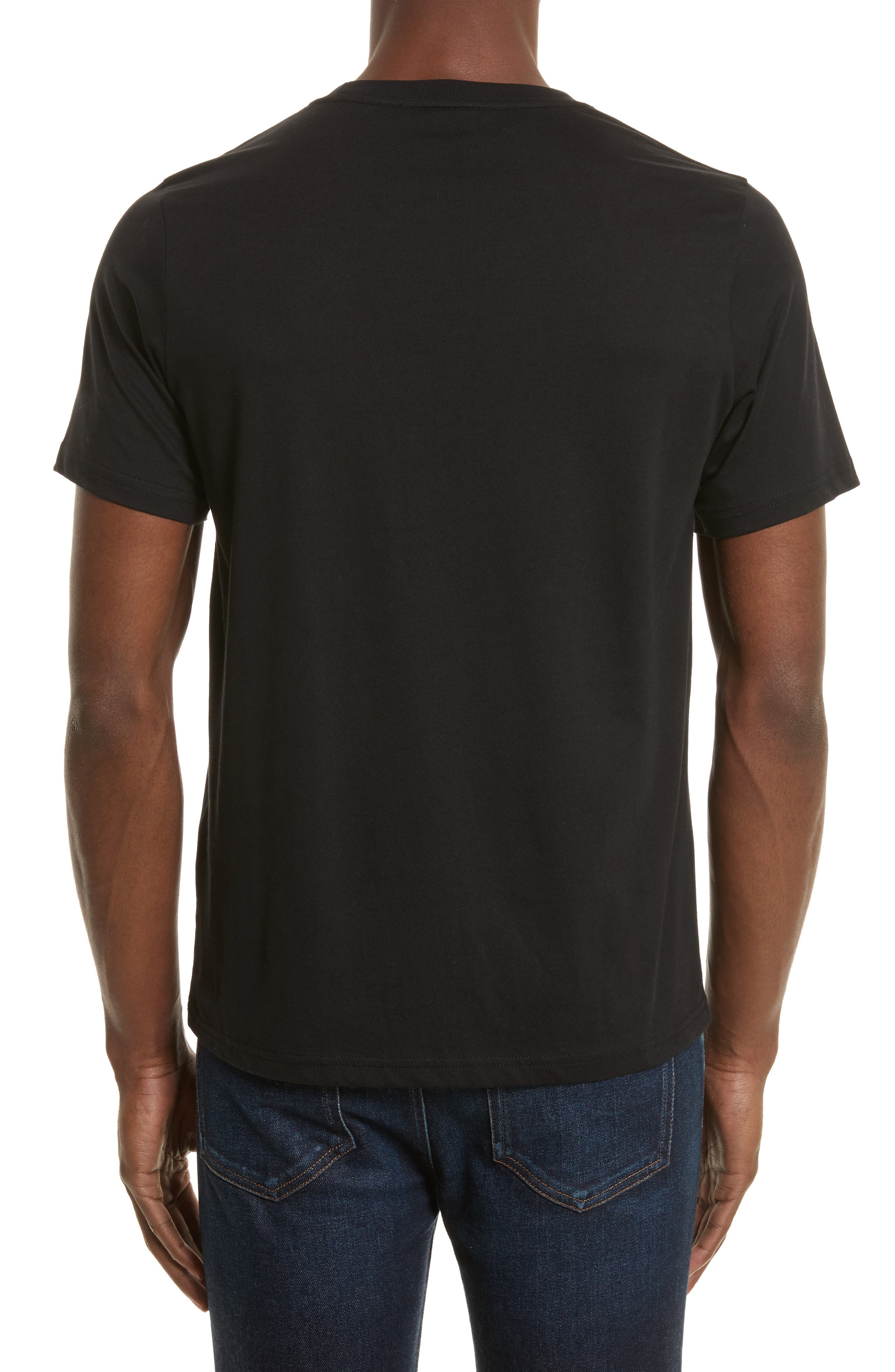 PS Graphic T-Shirt,                             Alternate thumbnail 2, color,                             Black