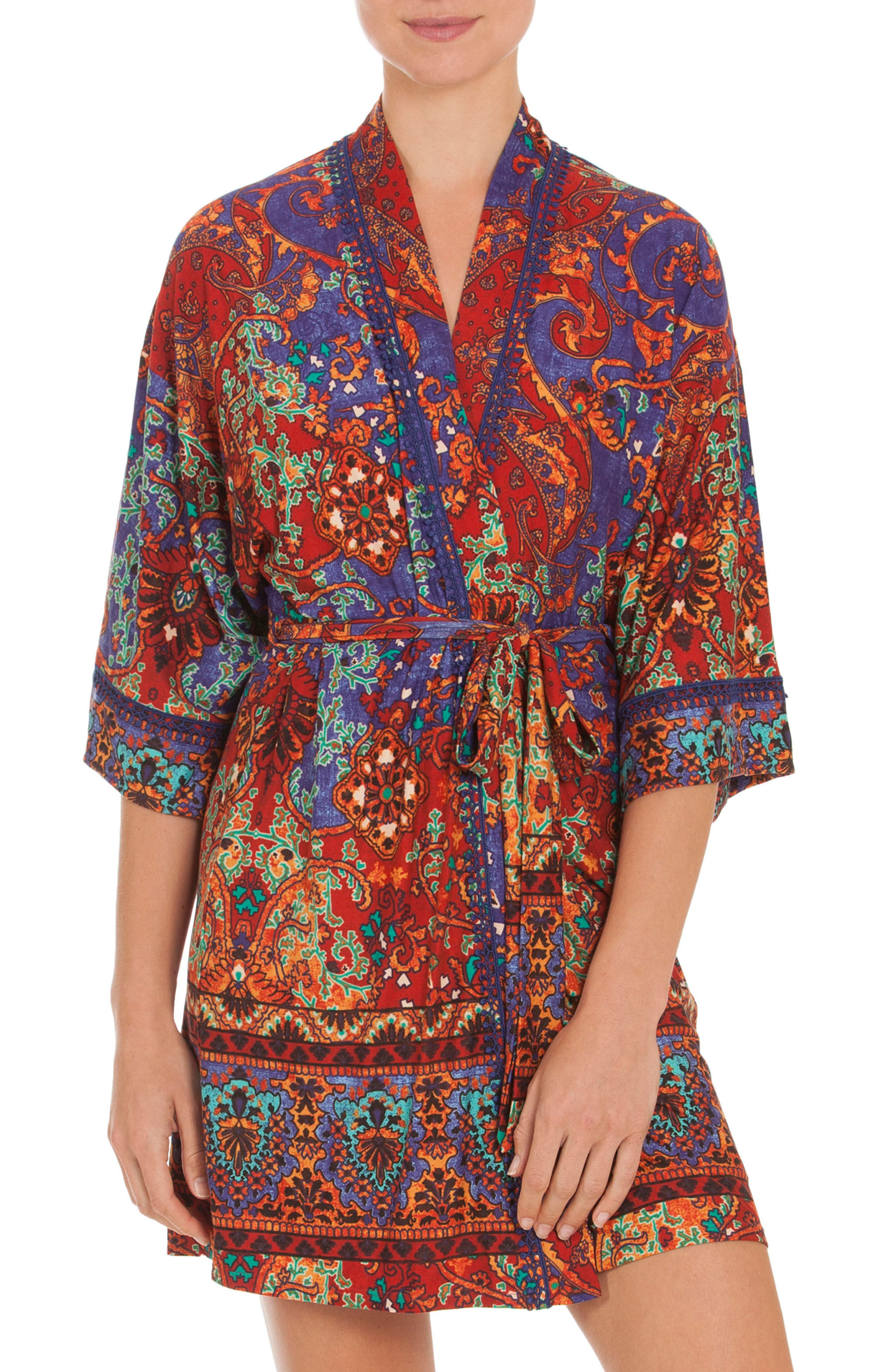 In Bloom by Jonquil Print Wrap
