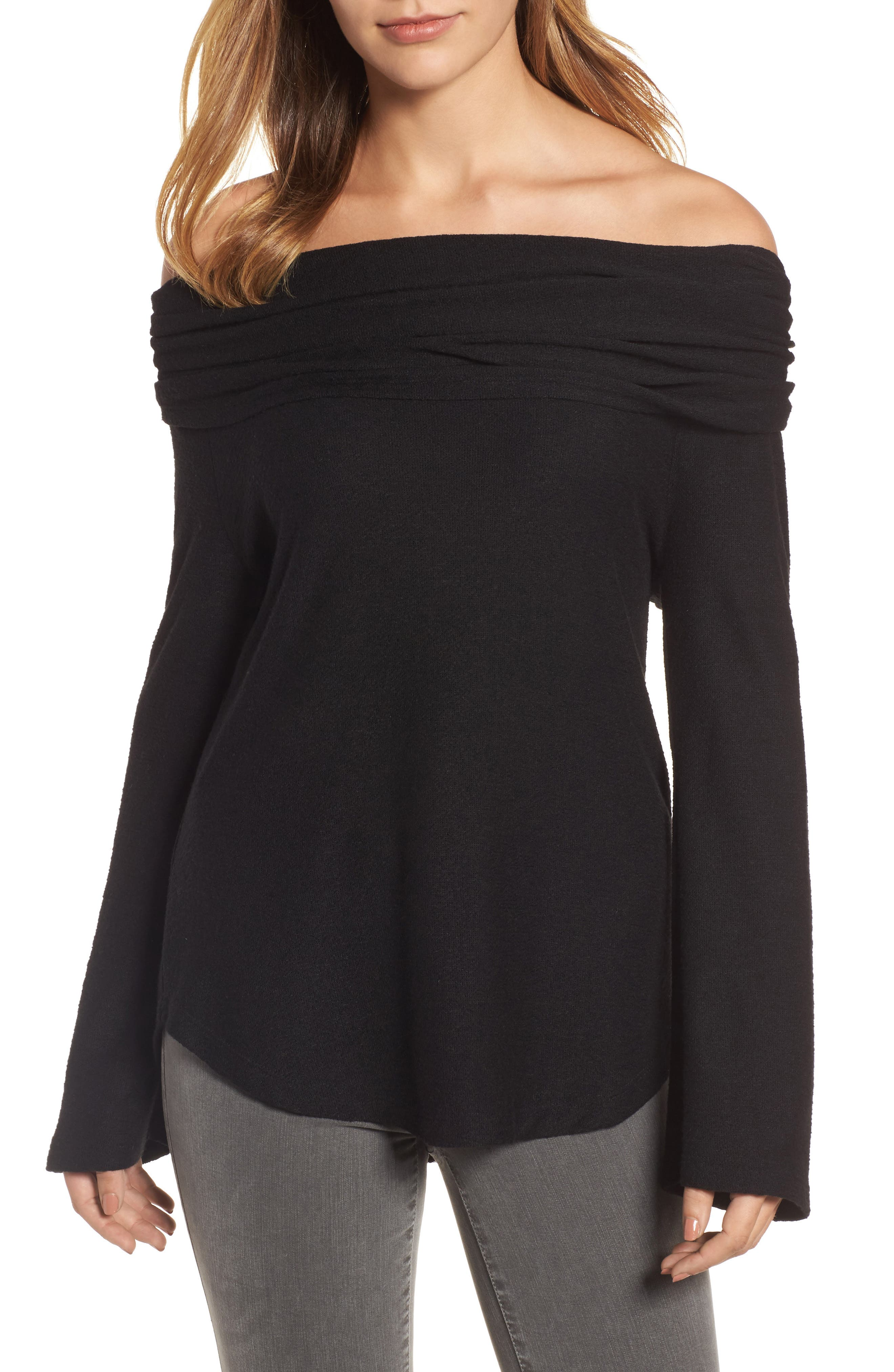 Gibson Off the Shoulder Convertible Top