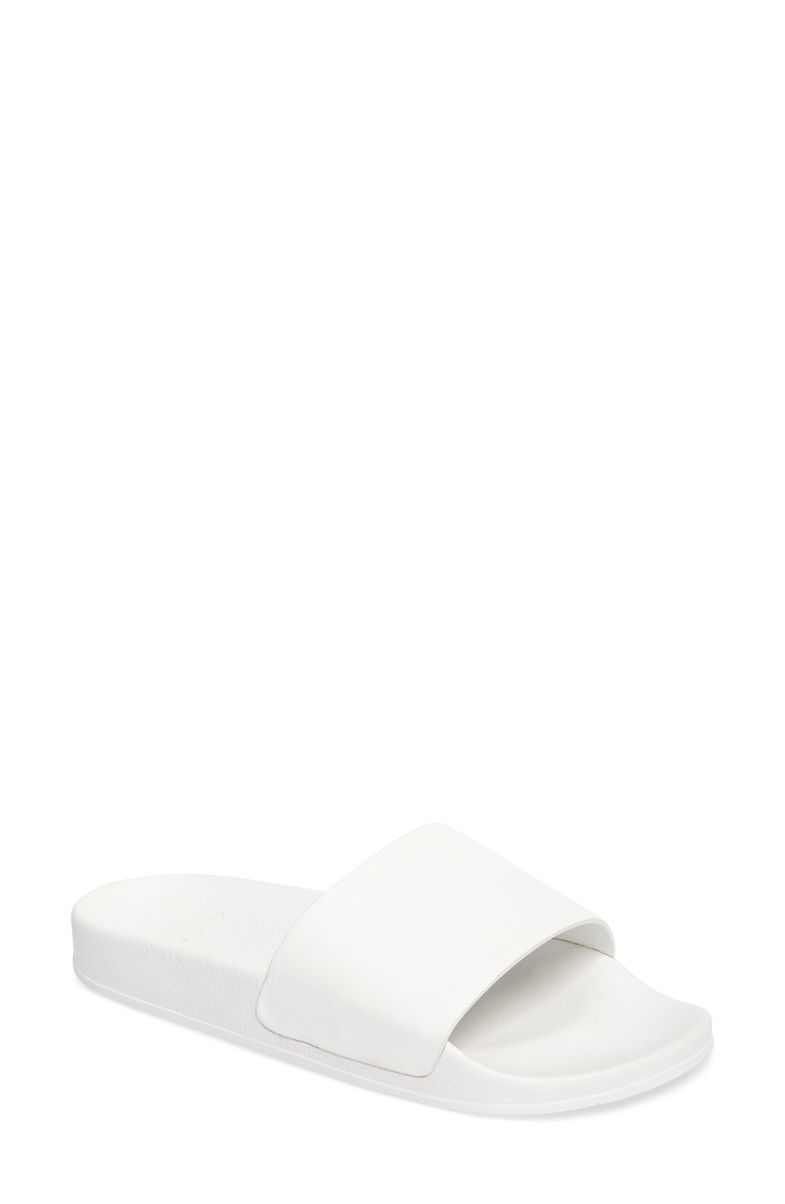 Alternate Image 1 Selected - Greats Amalfi Slide Sandal (Women)