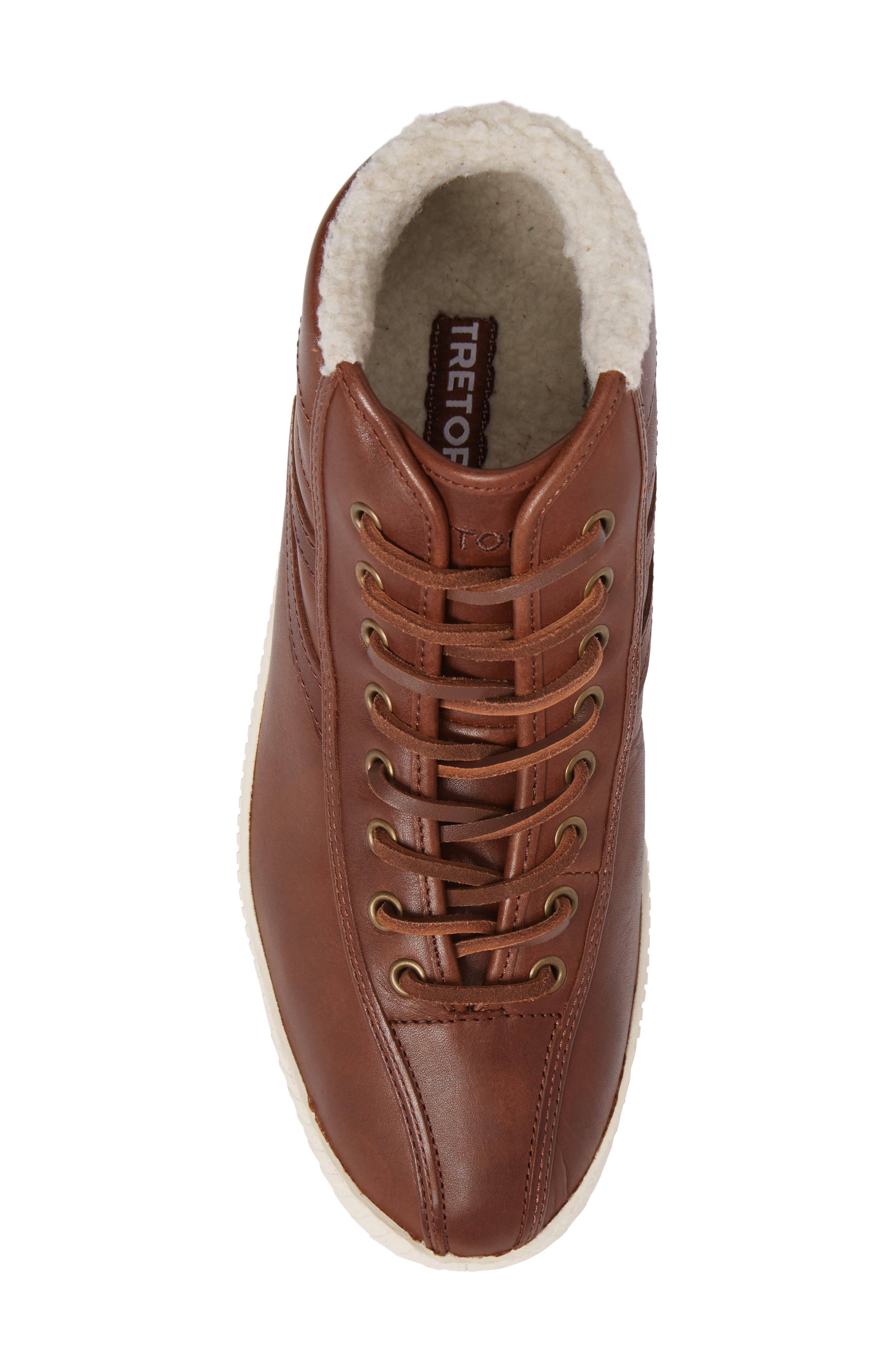 Alternate Image 5  - Tretorn Nylite Hi 2 Sneaker (Men)