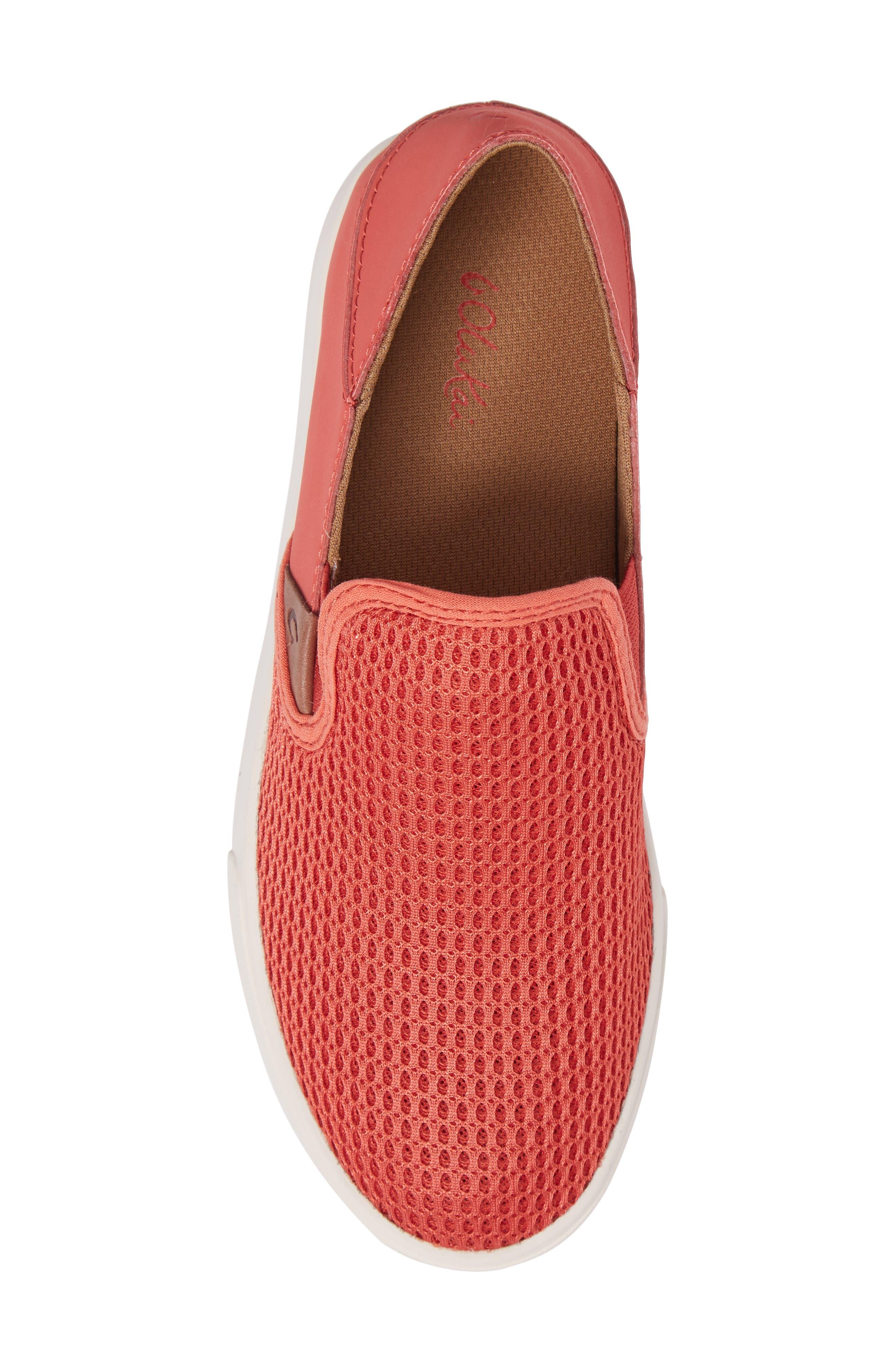 Alternate Image 5  - OluKai 'Pehuea' Slip-On Sneaker (Women)