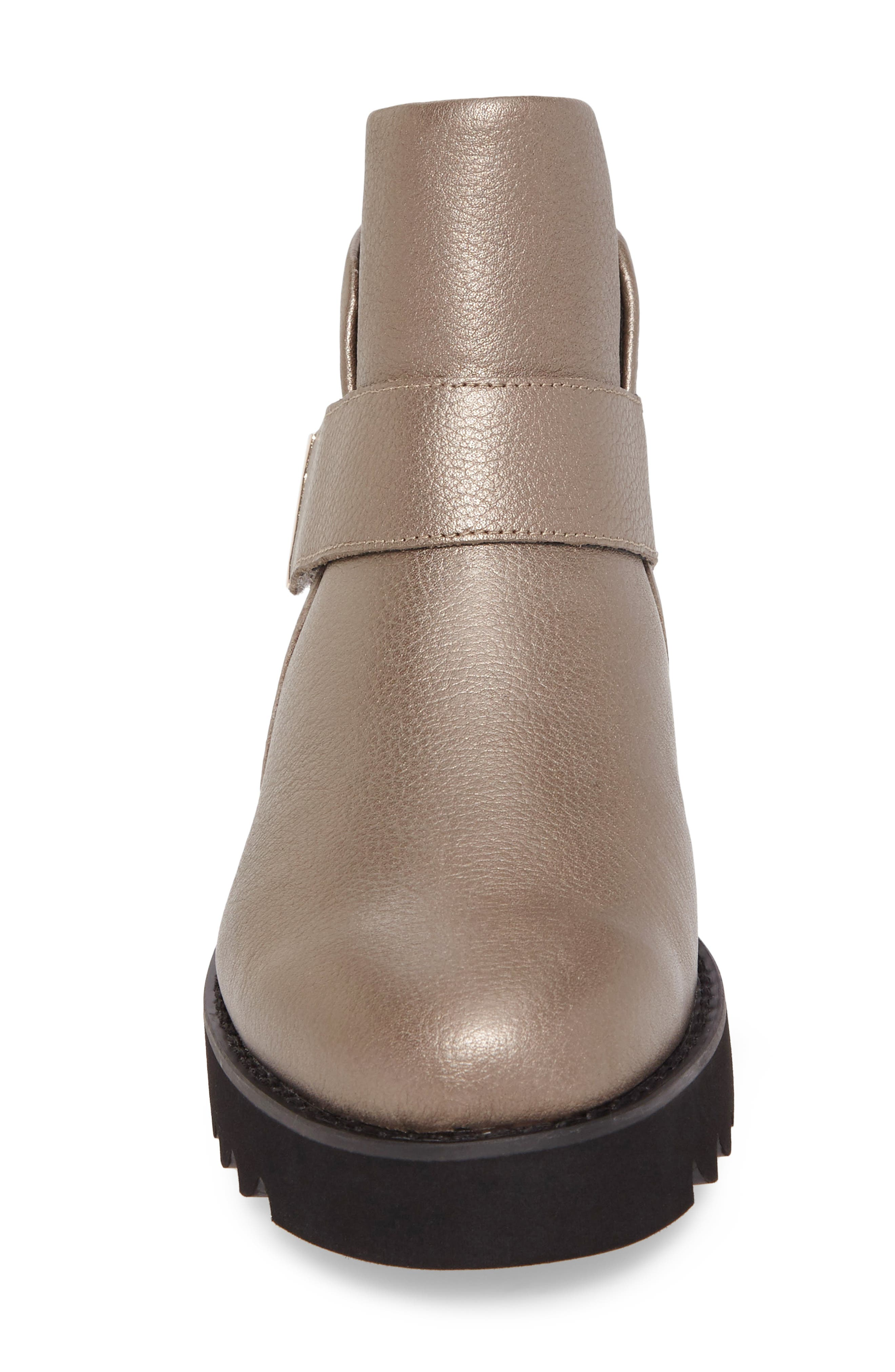 Kris Boot,                             Alternate thumbnail 4, color,                             Copper Leather