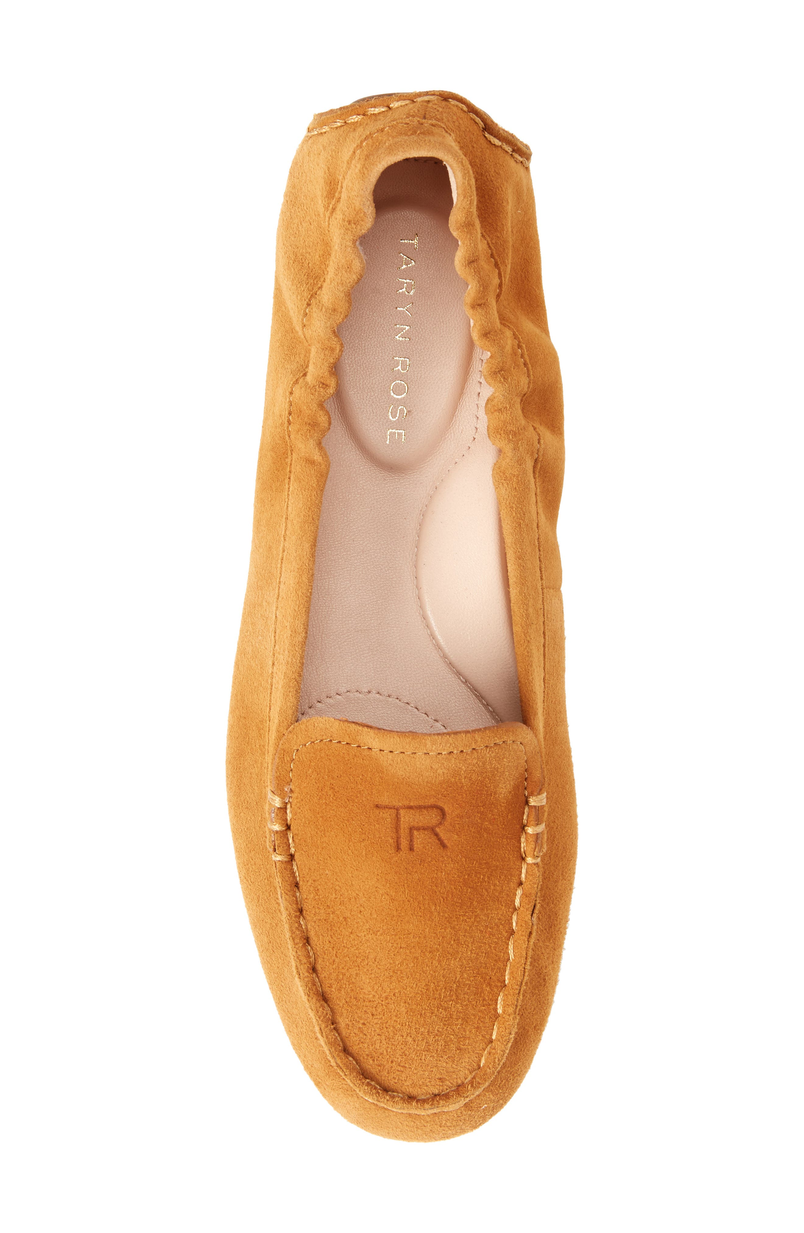 Kristine Loafer,                             Alternate thumbnail 5, color,                             Cuoio Suede