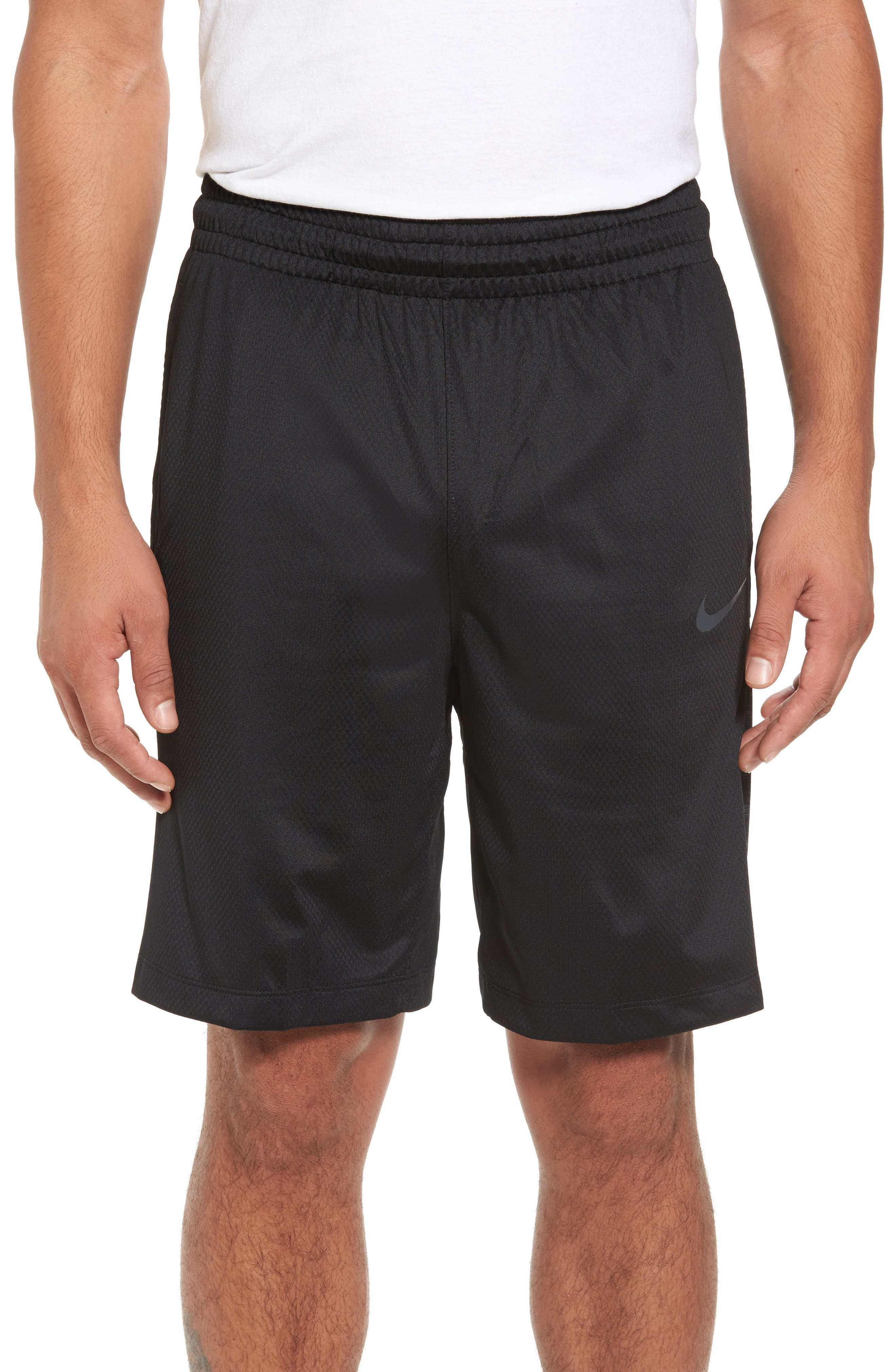 Alternate Image 1 Selected - Nike Basketball Shorts