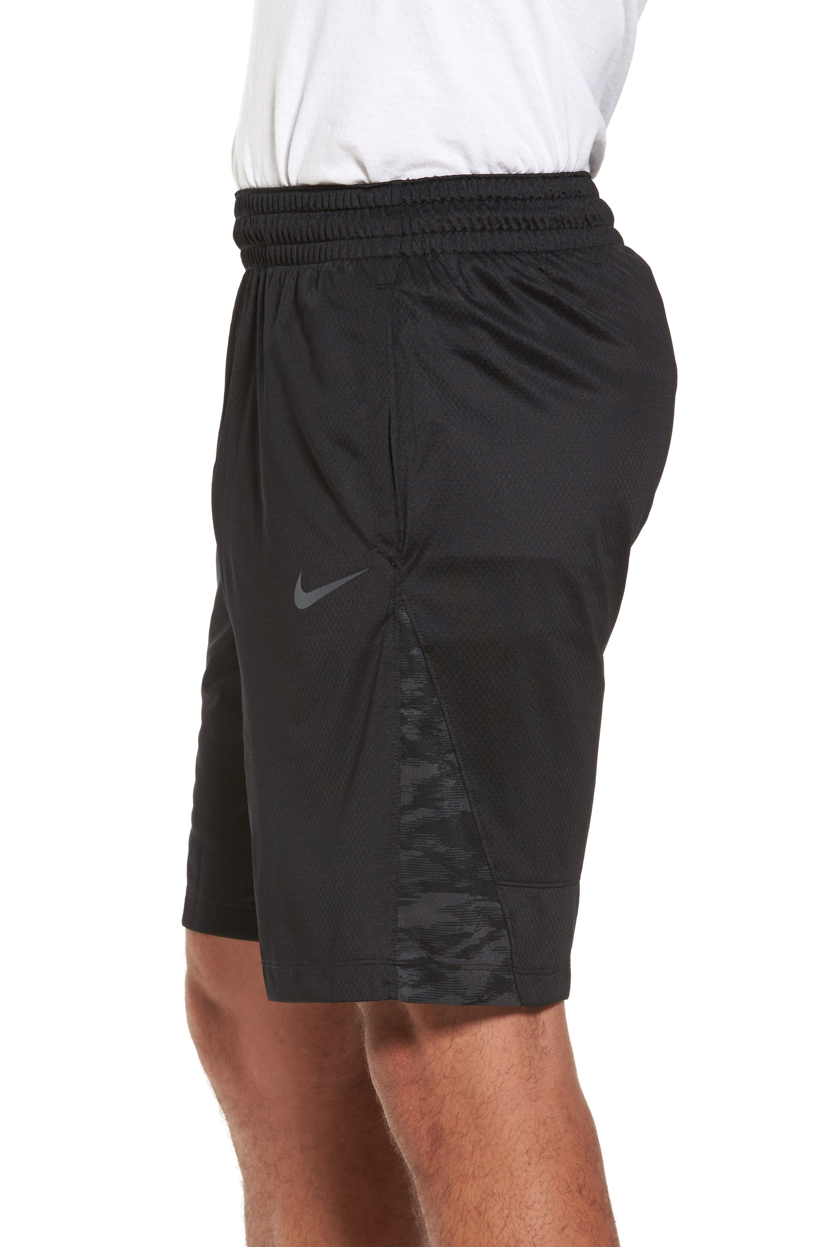 Alternate Image 3  - Nike Basketball Shorts