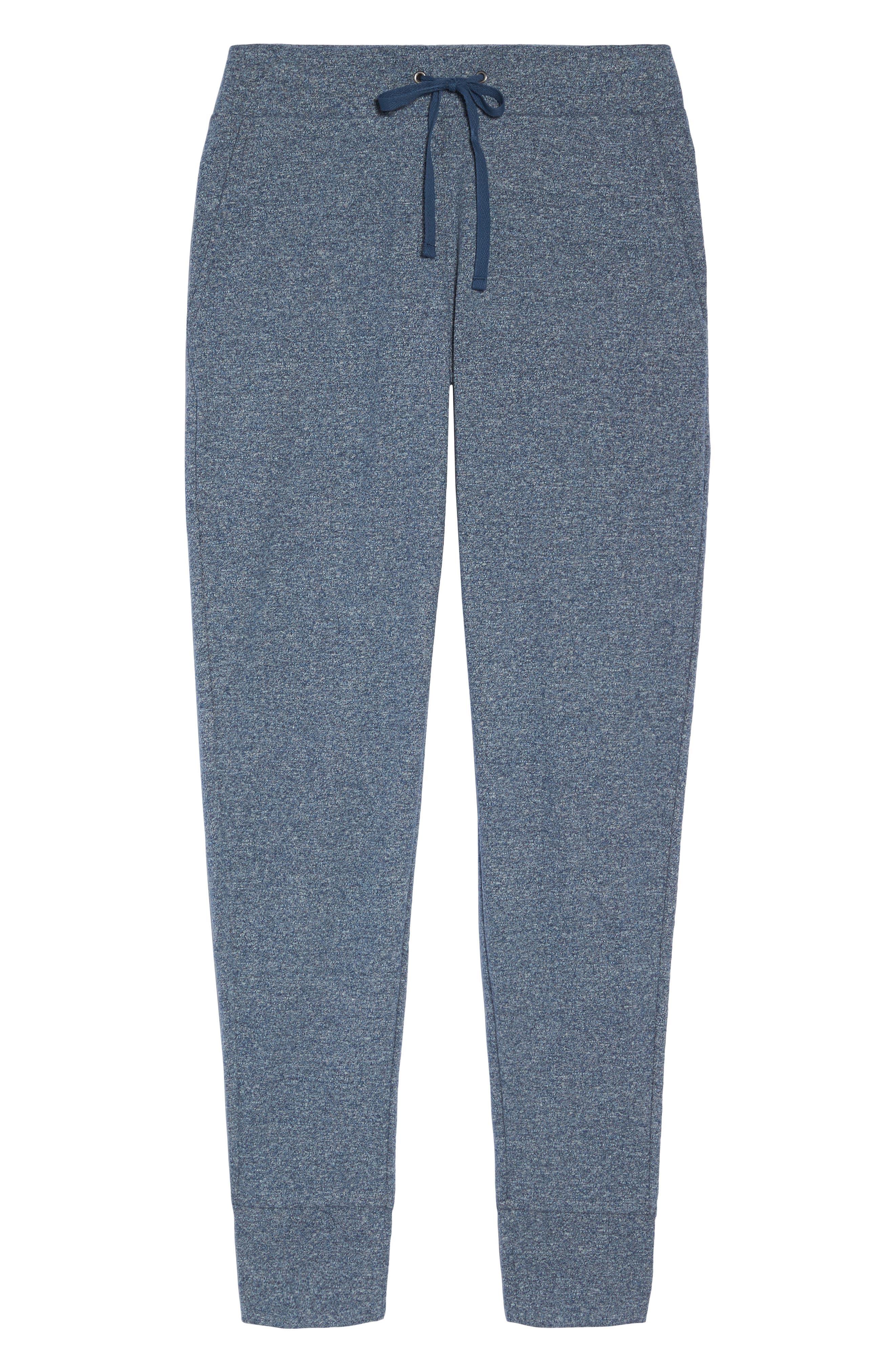 Alternate Image 4  - UGG® Clementine Cotton Sweatpants