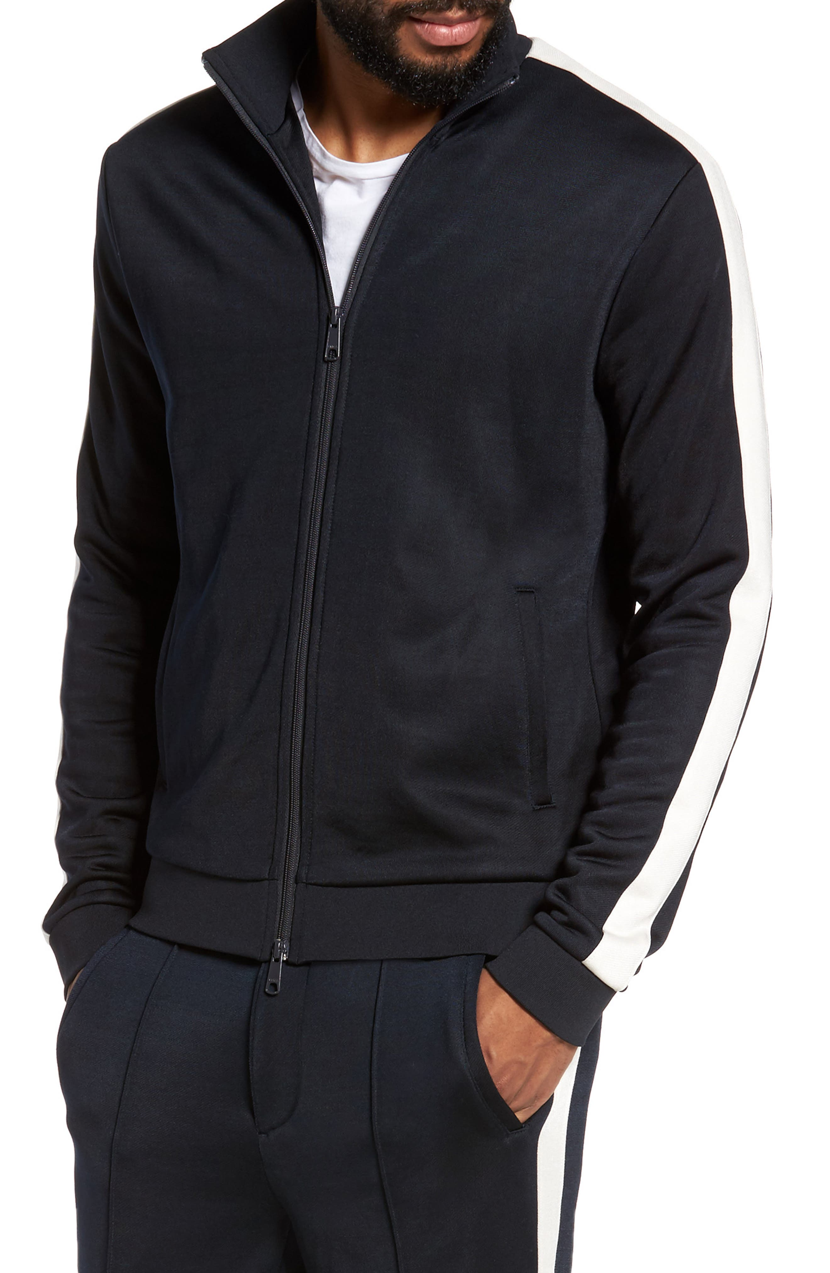 Track Jacket,                         Main,                         color, New Coastal