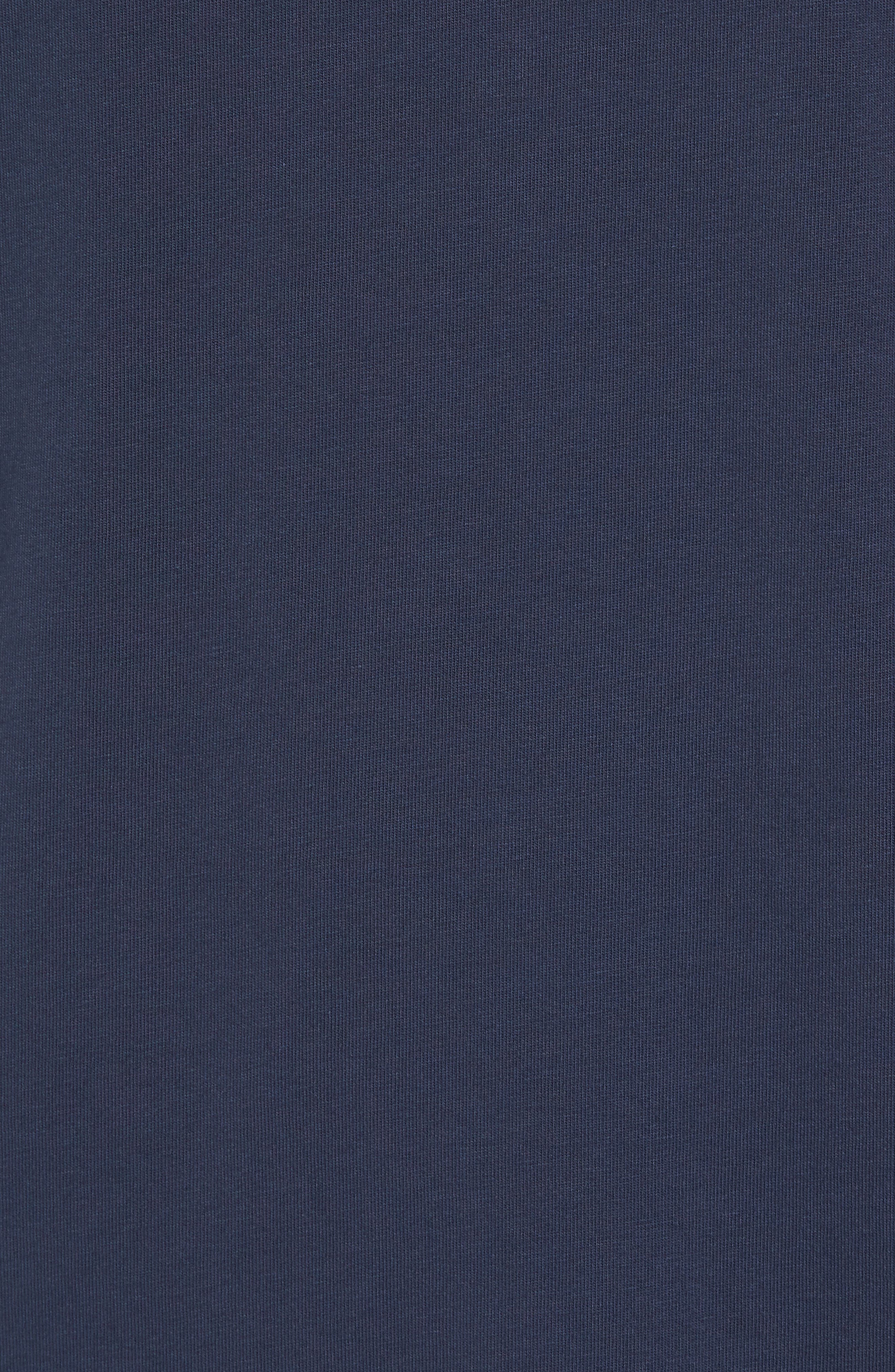 Alternate Image 5  - vineyard vines Mr. Claus Whale Graphic Pocket T-Shirt