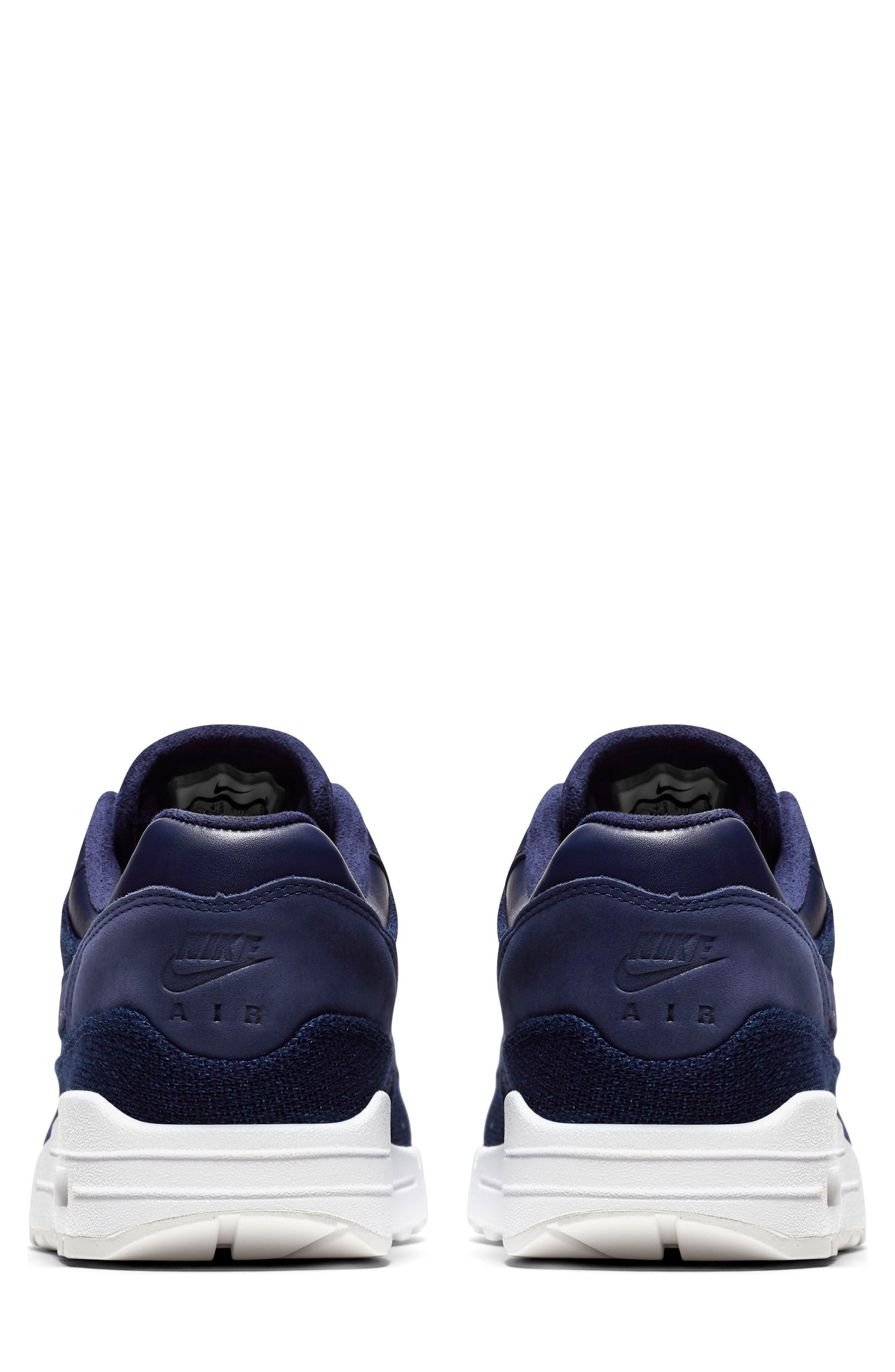 Alternate Image 5  - Nike Air Max 1 Lux Sneaker (Women)