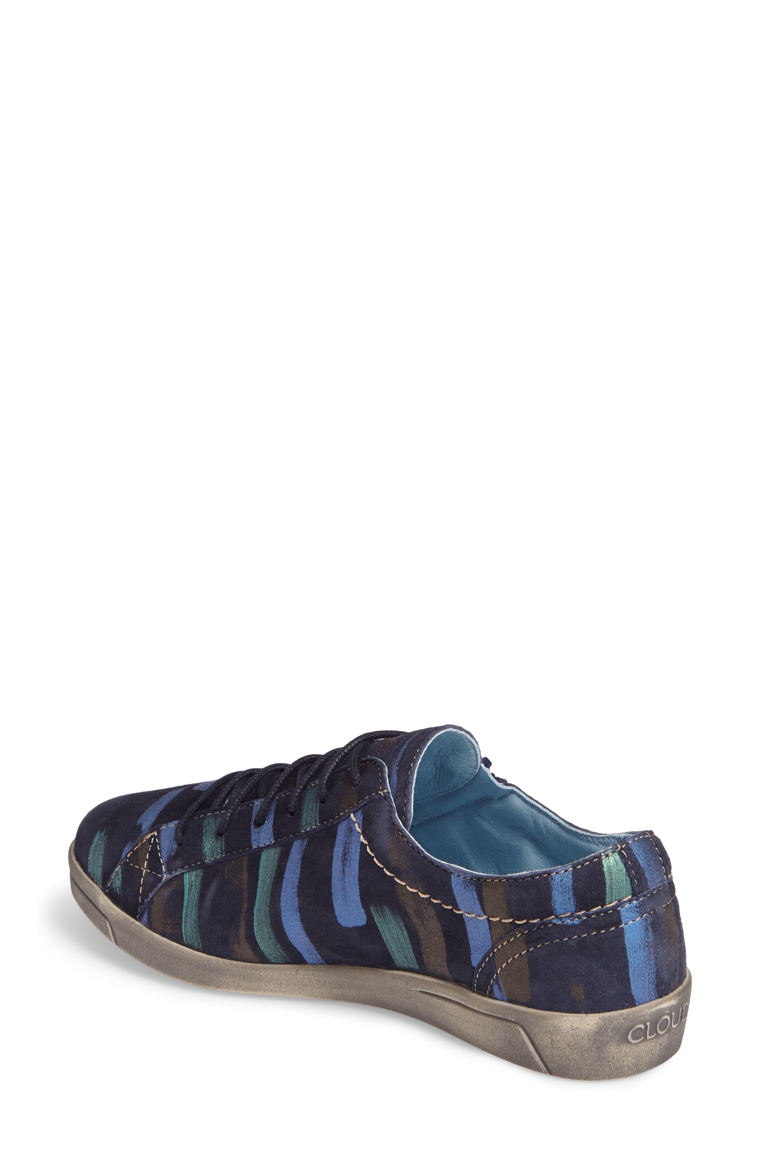Alternate Image 2  - CLOUD 'Aika' Leather Sneaker (Women)