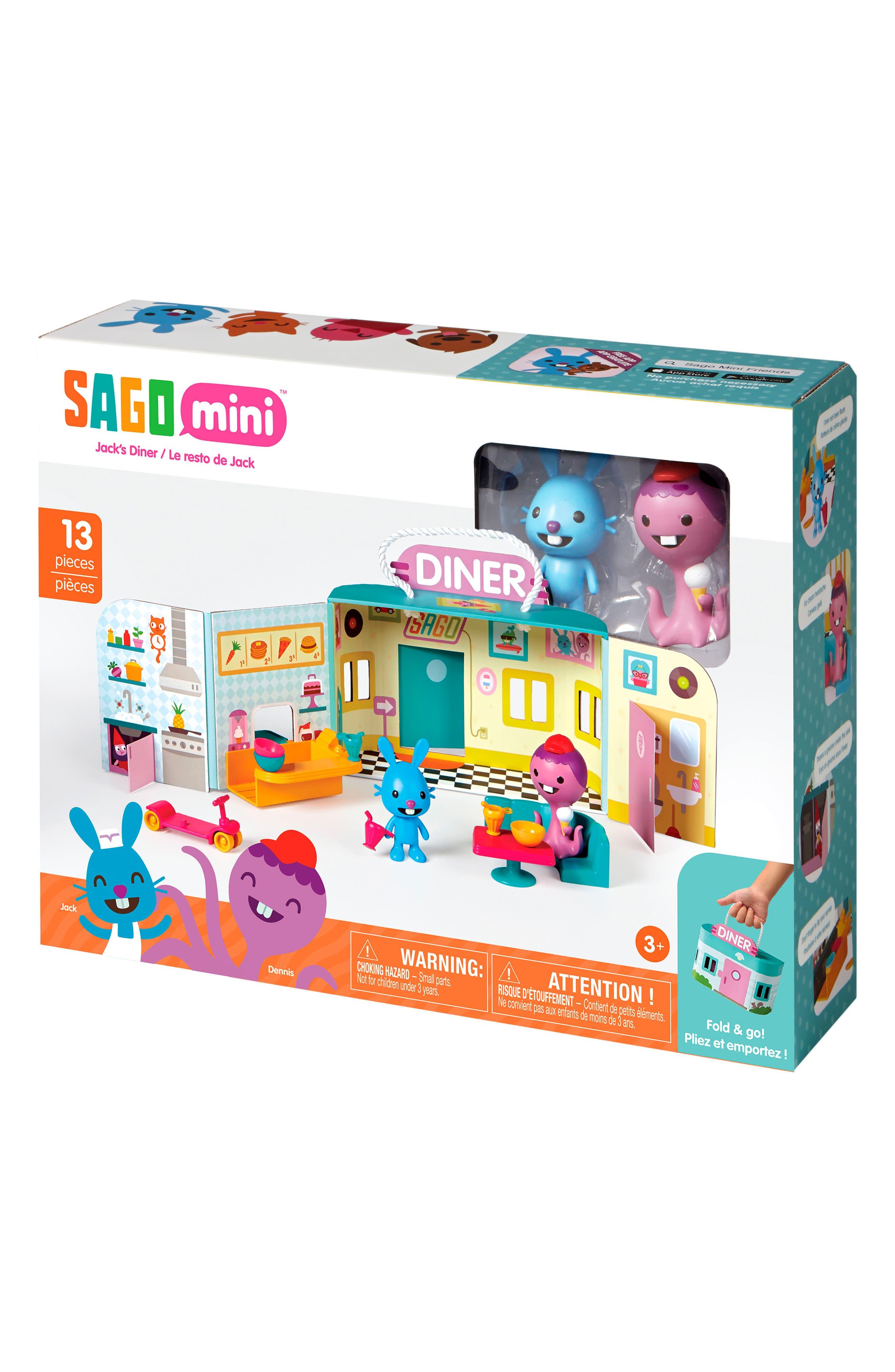 Main Image - Sago Mini Jack's Diner Portable Play Set