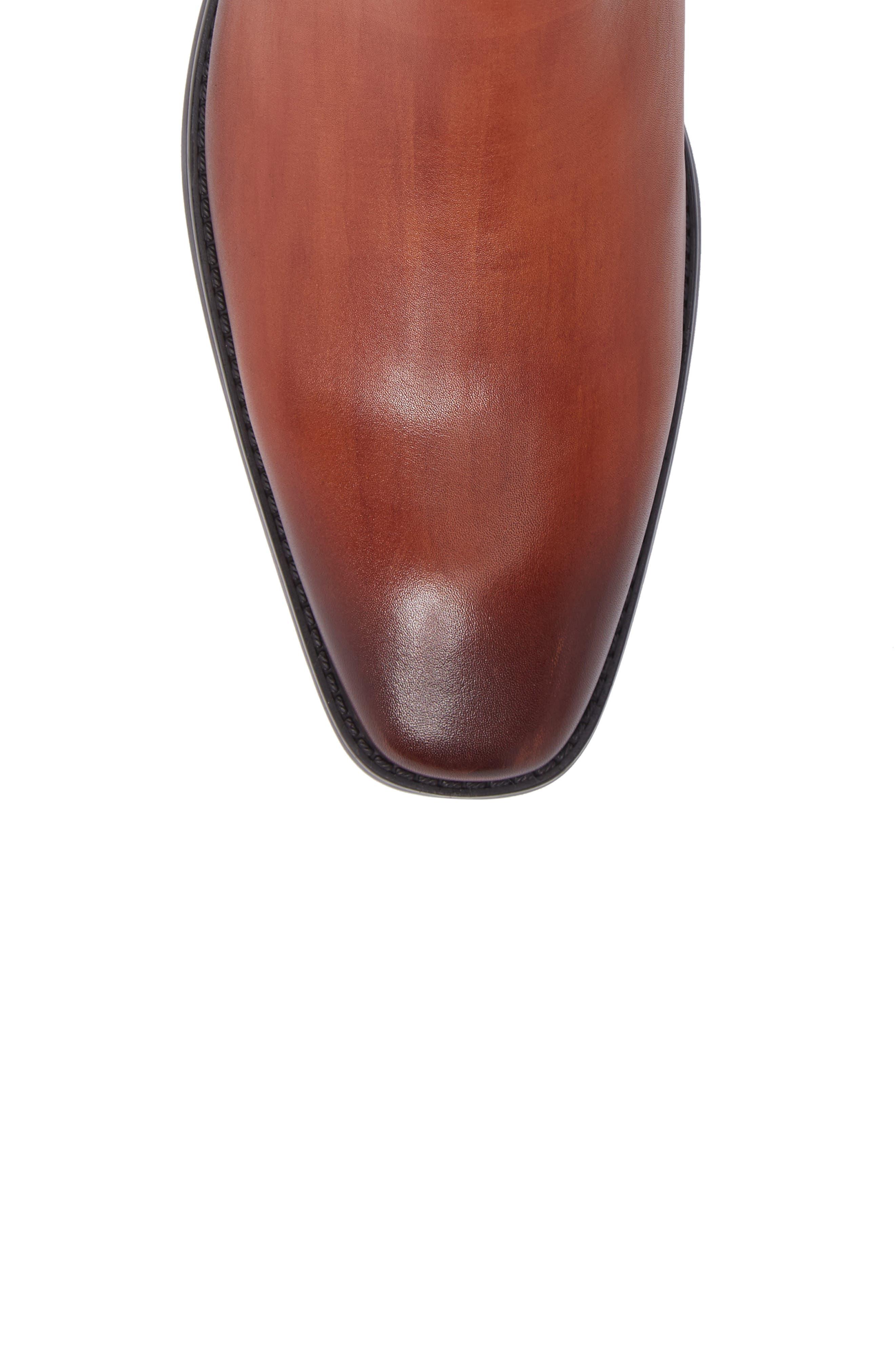 Alternate Image 5  - Jump Loden Chelsea Boot (Men)