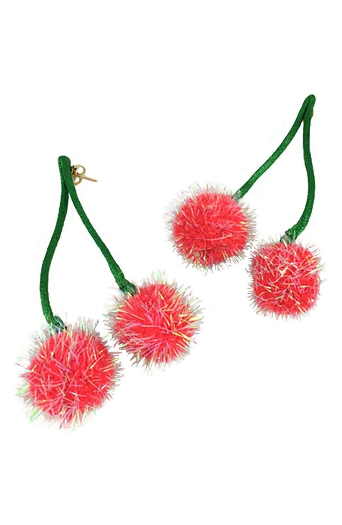 Main Image - DadyBones Cherry Bomb Earrings