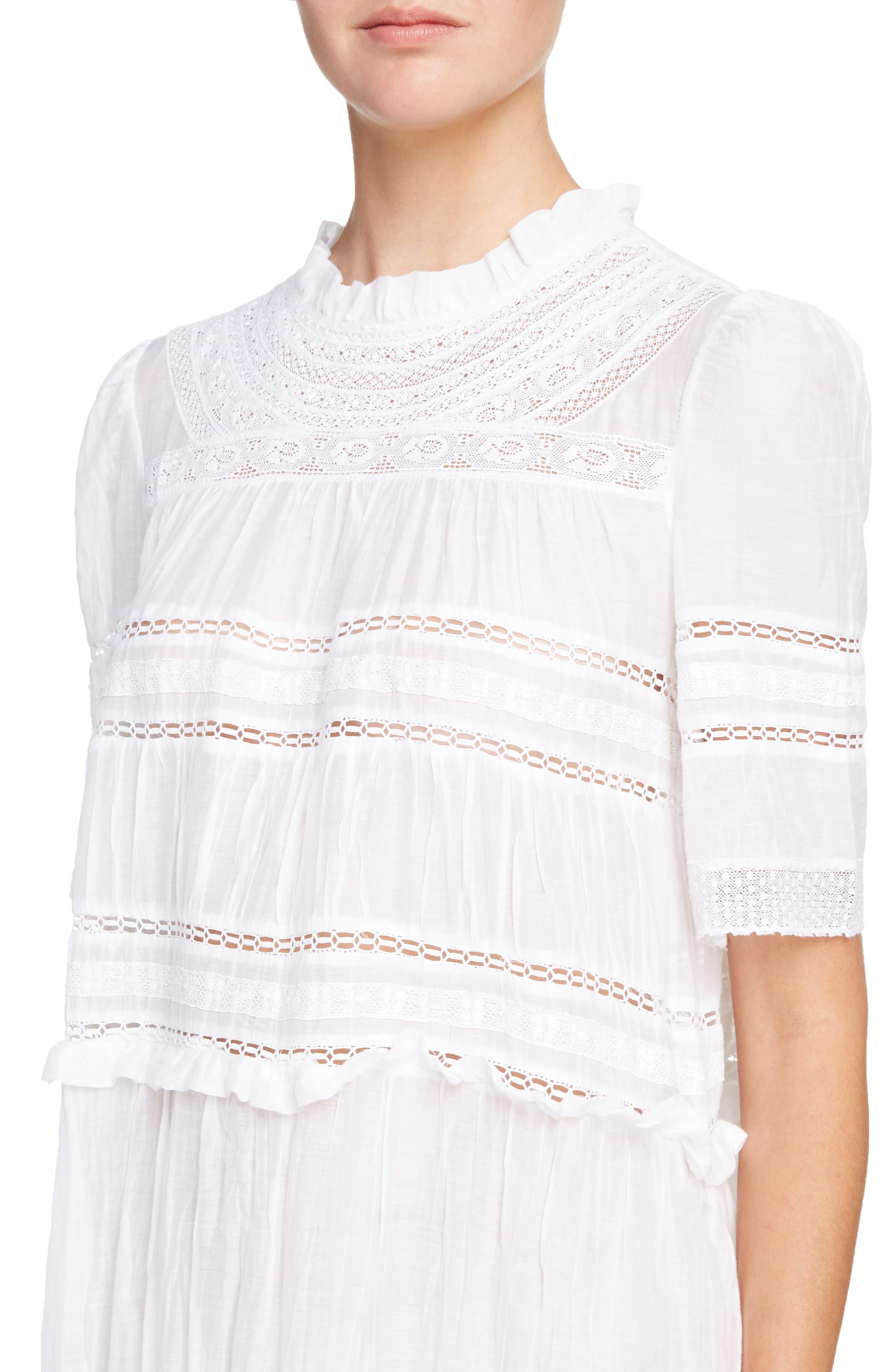 Alternate Image 4  - Isabel Marant Étoile Vealy Maxi Dress
