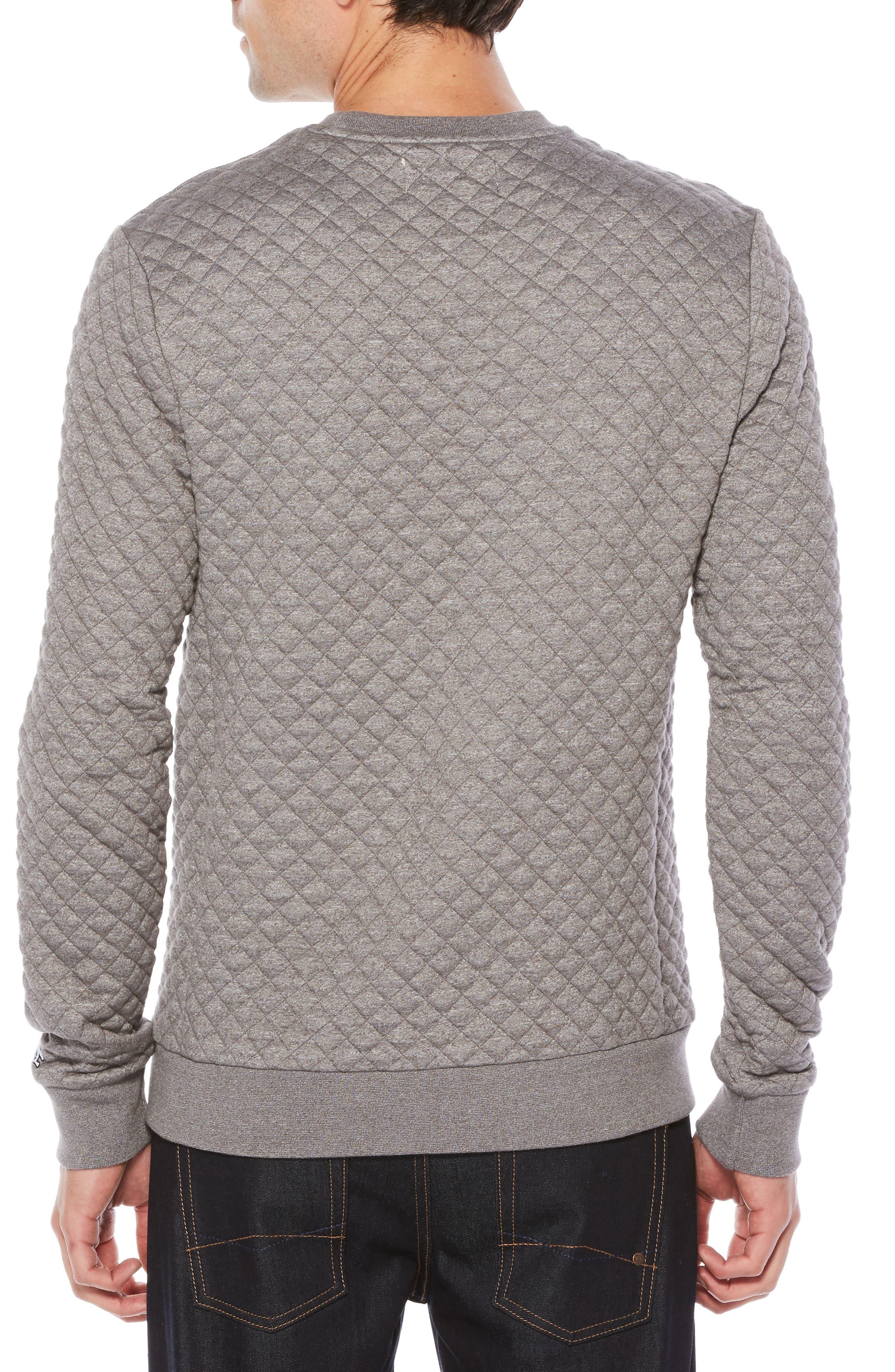 Alternate Image 2  - Original Penguin Quilted Sweater