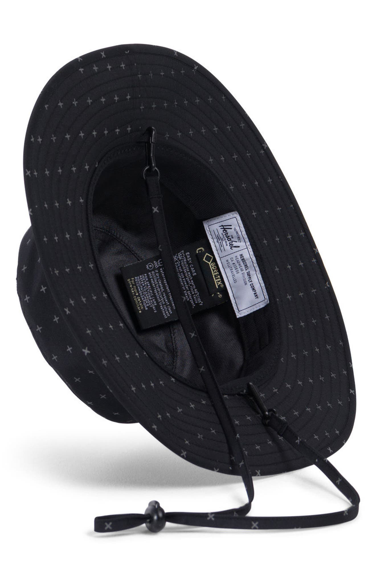 Alternate Image 2  - Herschel Supply Co. Creek Gore-Tex® Bucket Hat