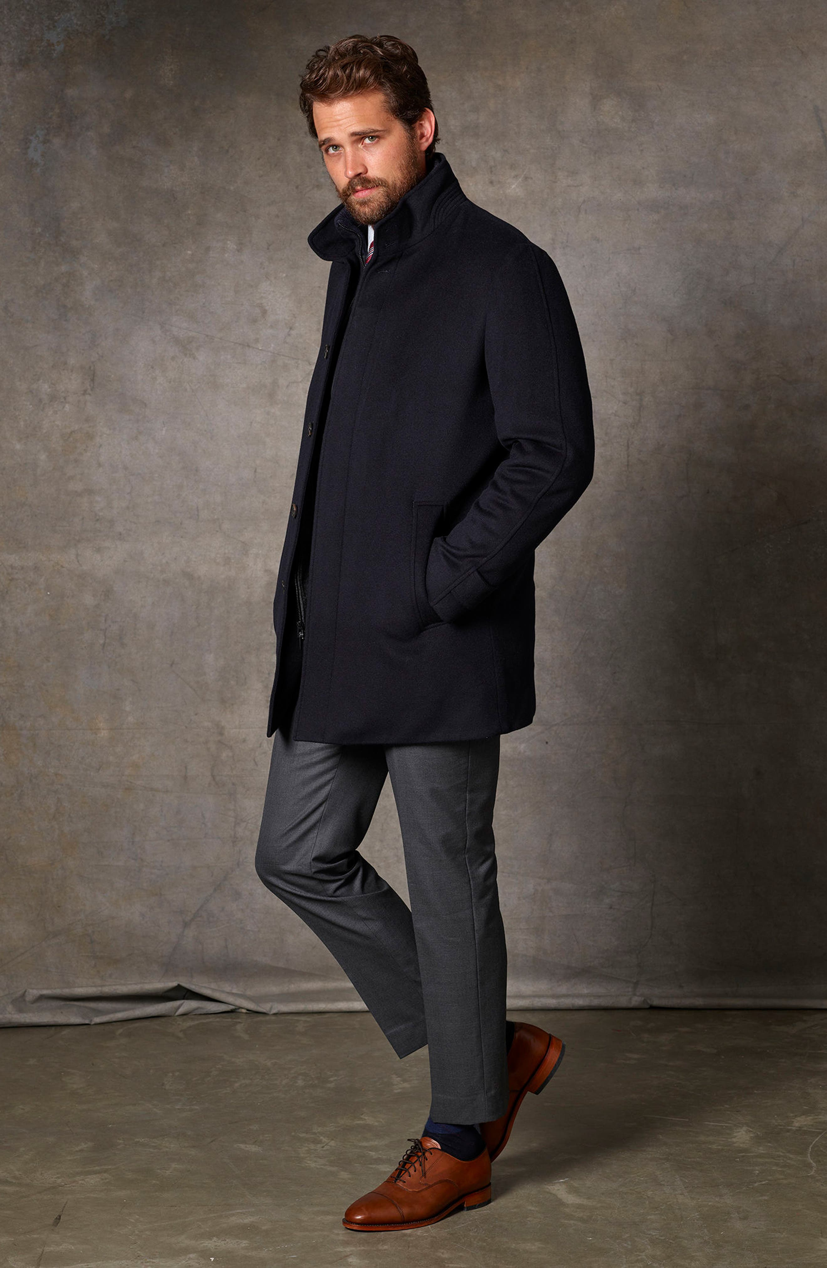Alternate Image 7  - Cardinal of Canada Wool Jacket