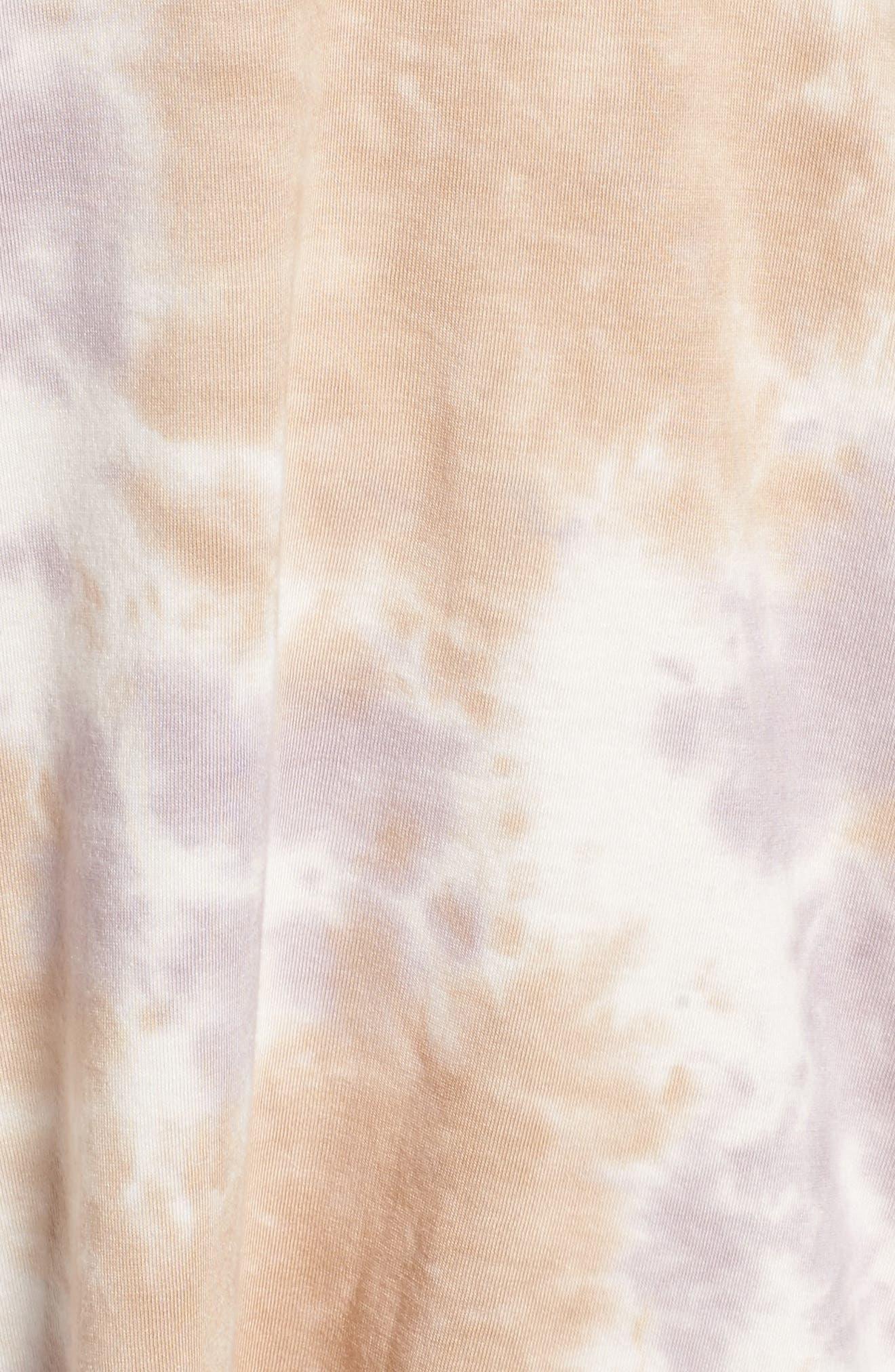 Kara Knit Chemise,                             Alternate thumbnail 6, color,                             Ash Violet