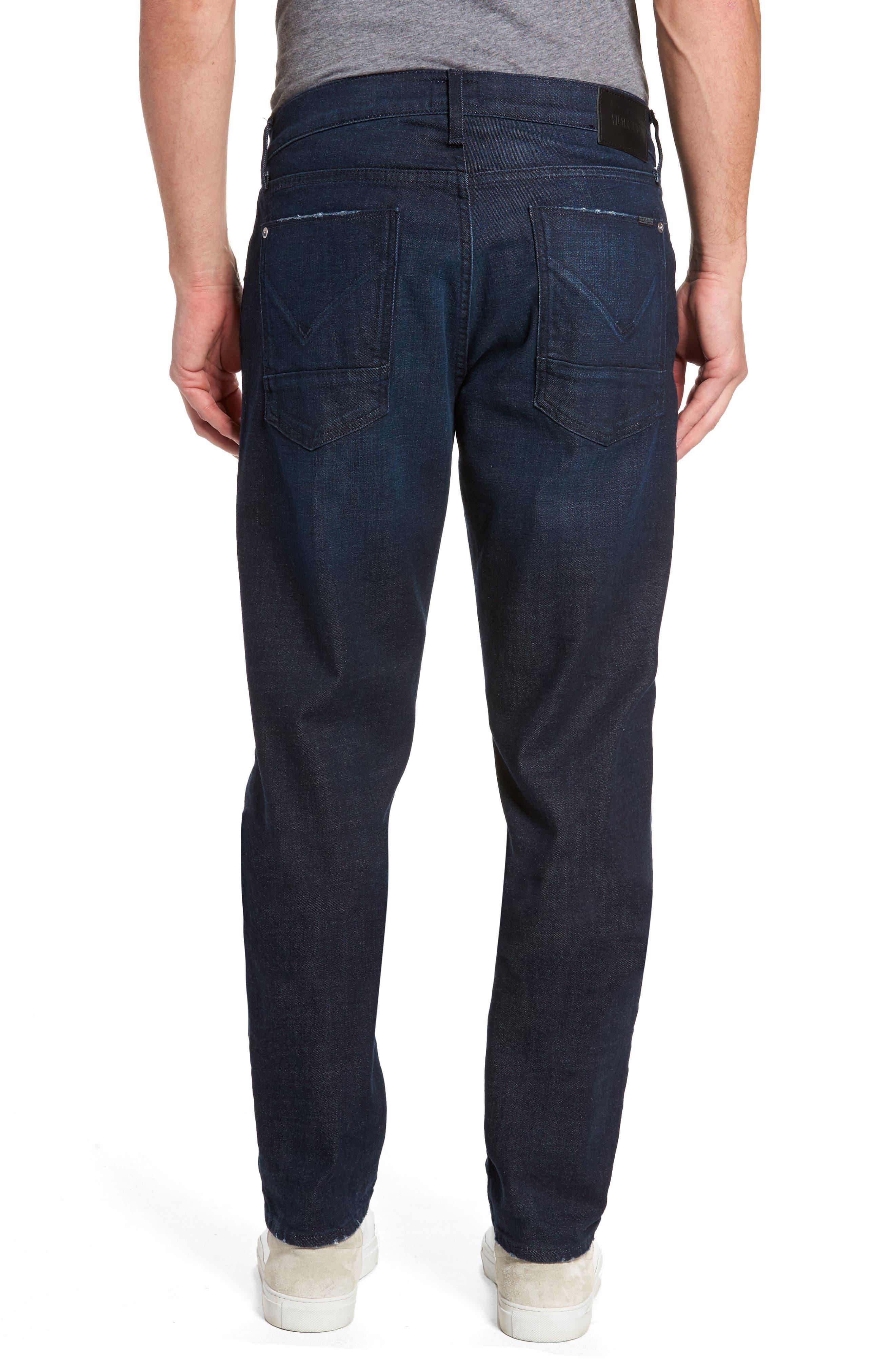 Alternate Image 2  - Hudson Jeans Blake Slim Fit Jeans (Evening Hush)