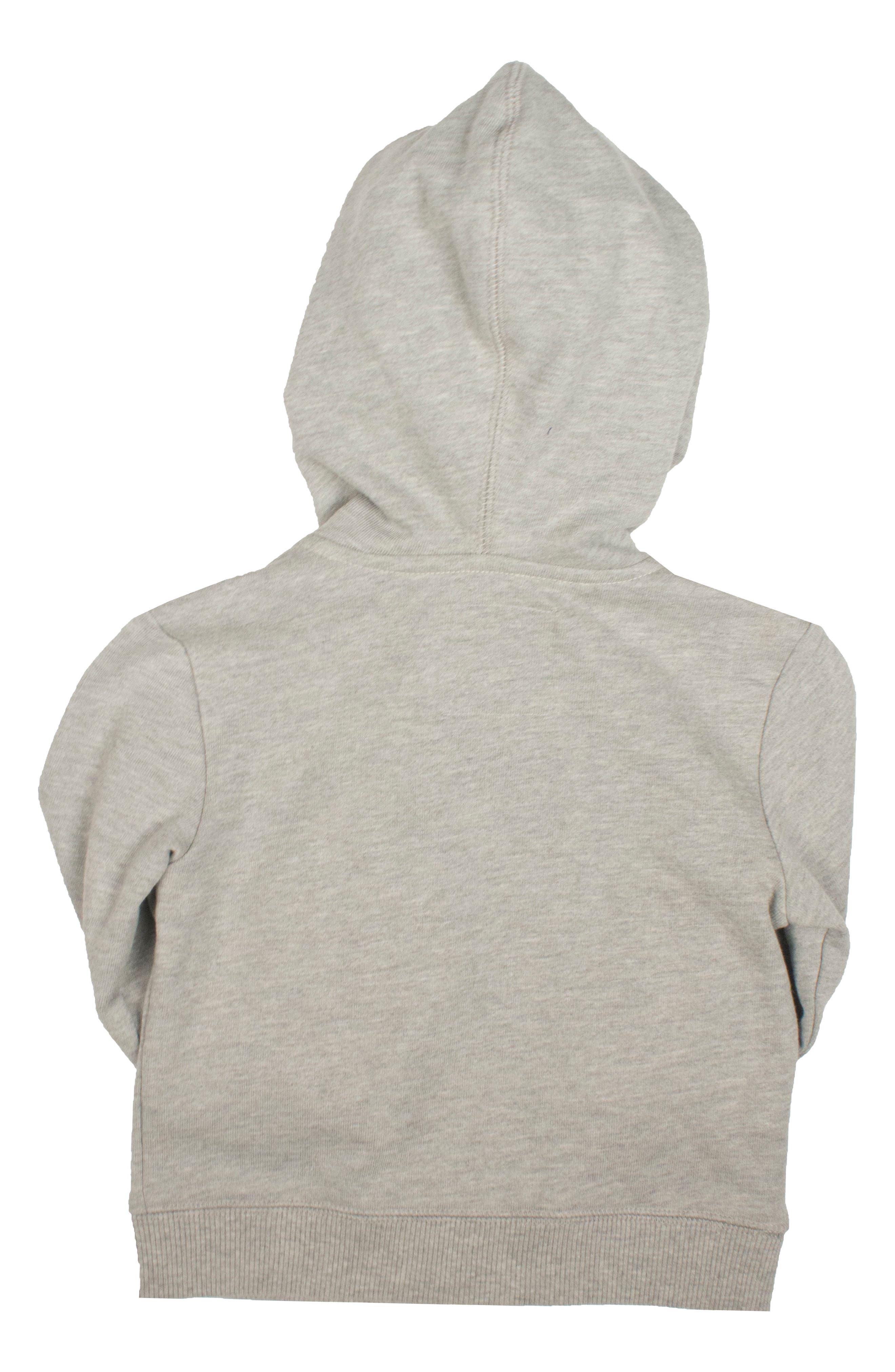 Alternate Image 2  - True Religion Brand Jeans Tape Zip Hoodie (Big Boys)