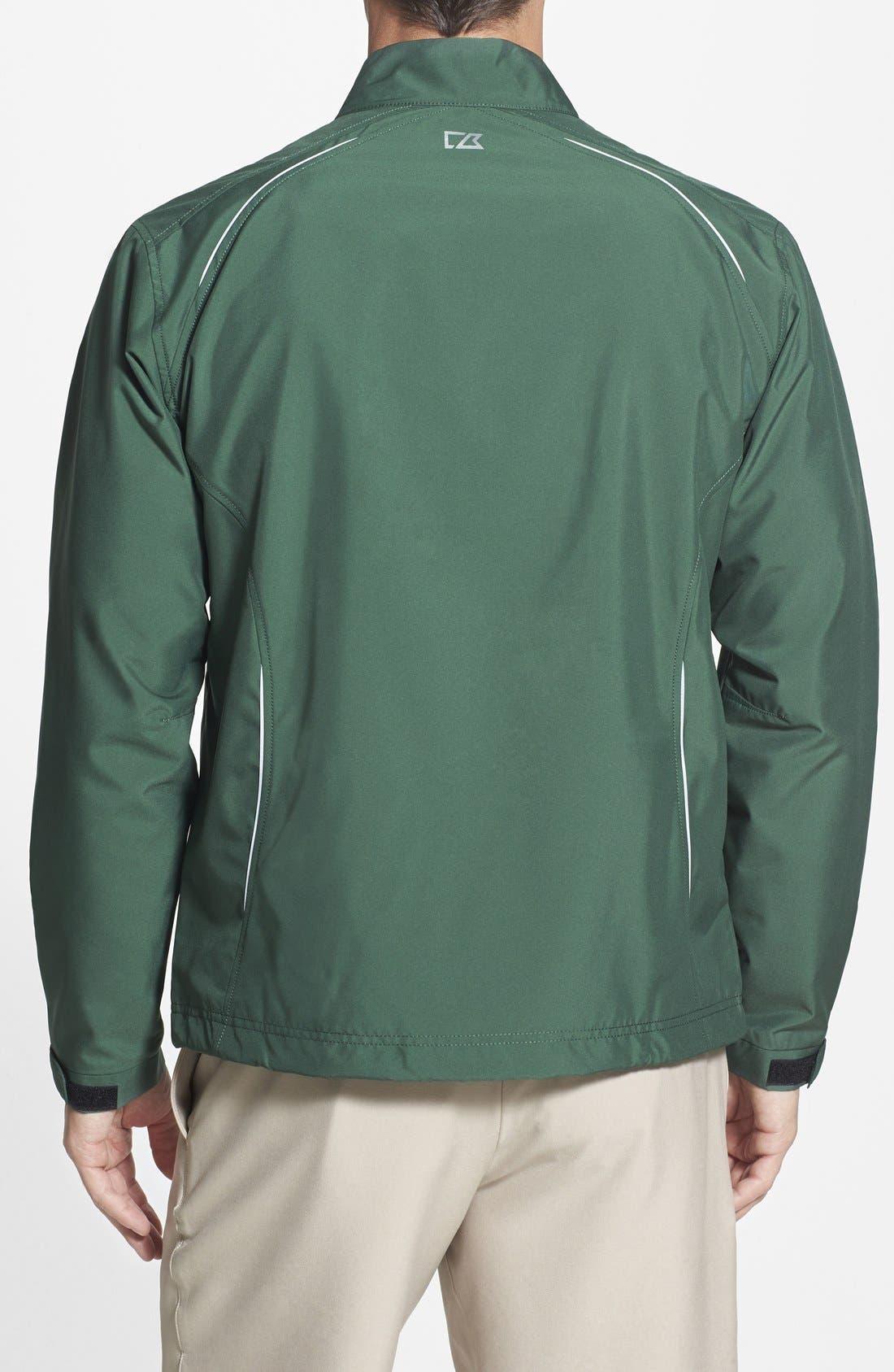 Alternate Image 2  - Cutter & Buck New York Jets - Beacon WeatherTec Wind & Water Resistant Jacket