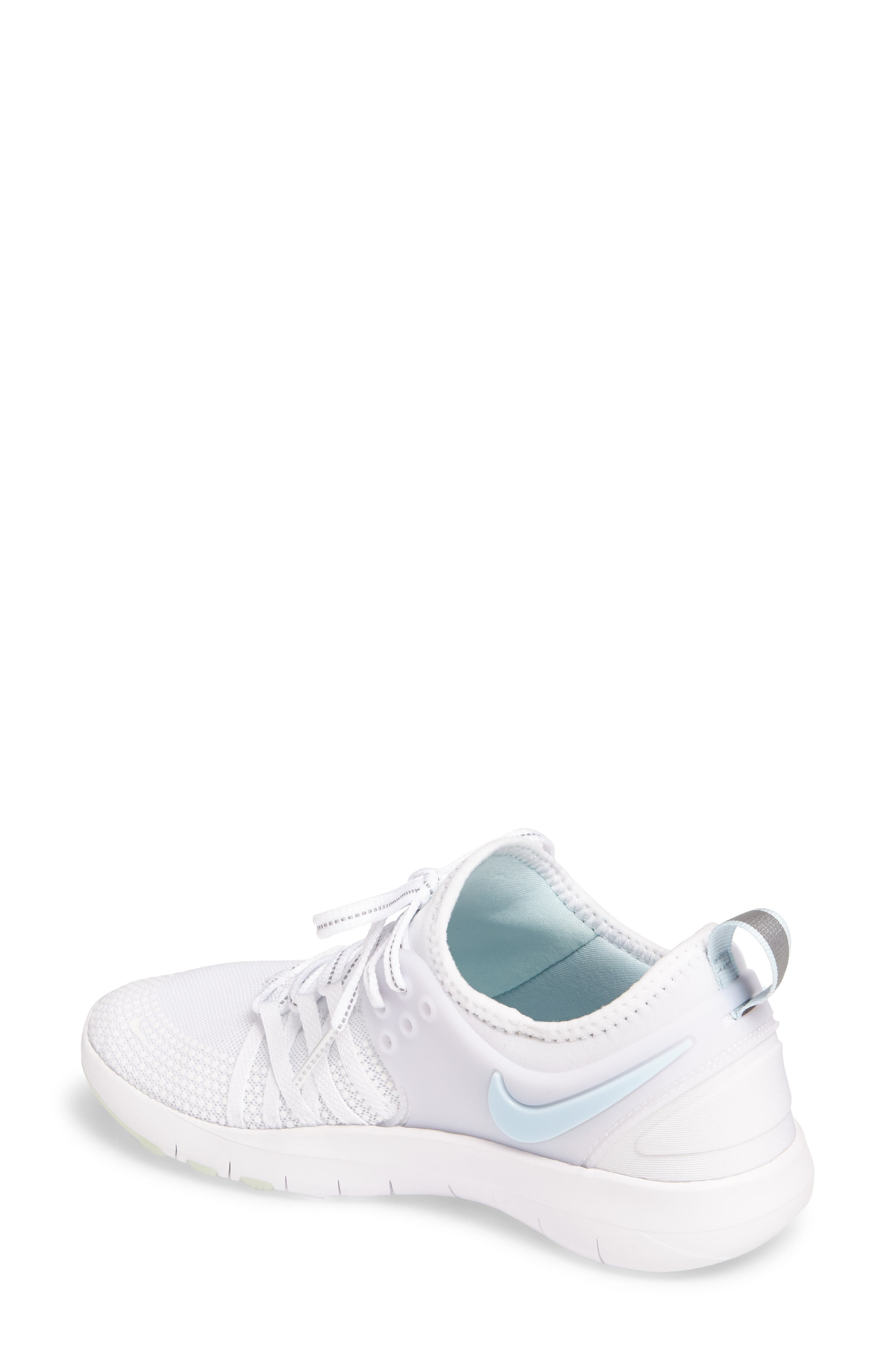 Alternate Image 2  - Nike Free TR 7 Reflect Training Shoe (Women)