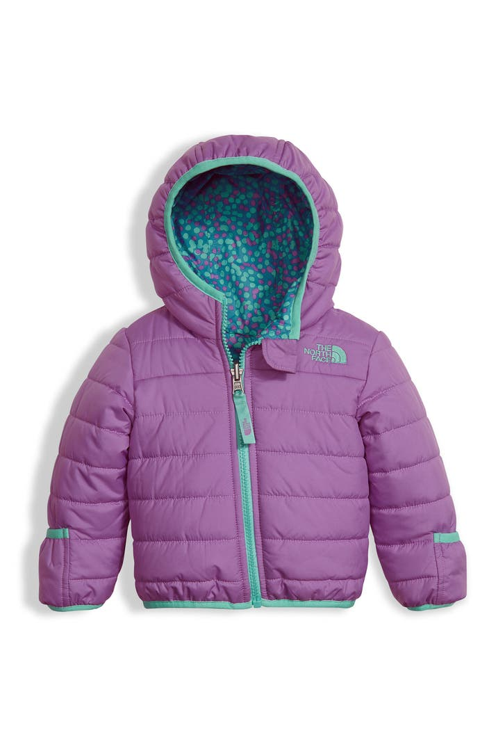 The North Face Perrito Reversible Water Repellent Hooded